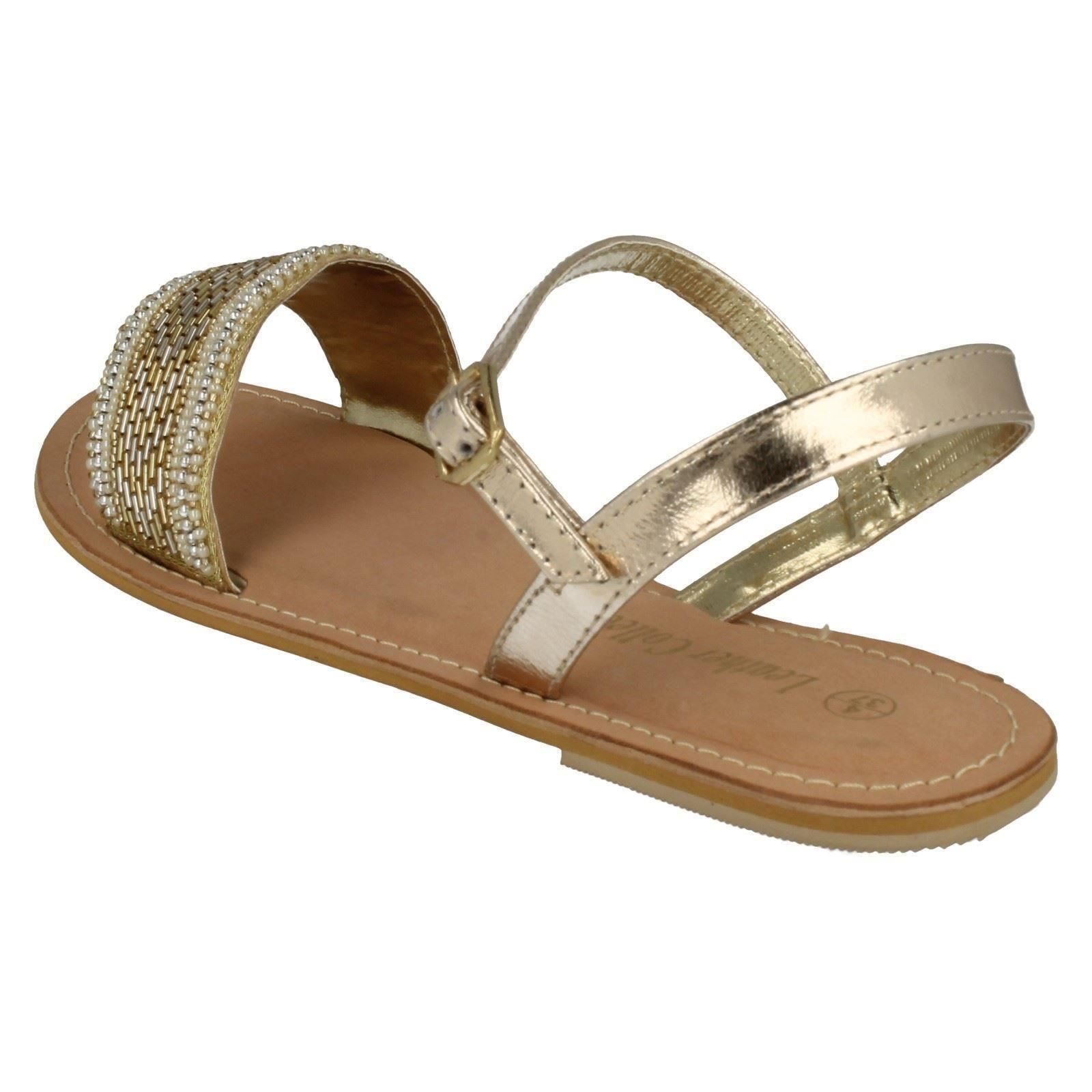 spot on leather collection beaded sandals f0896 ebay