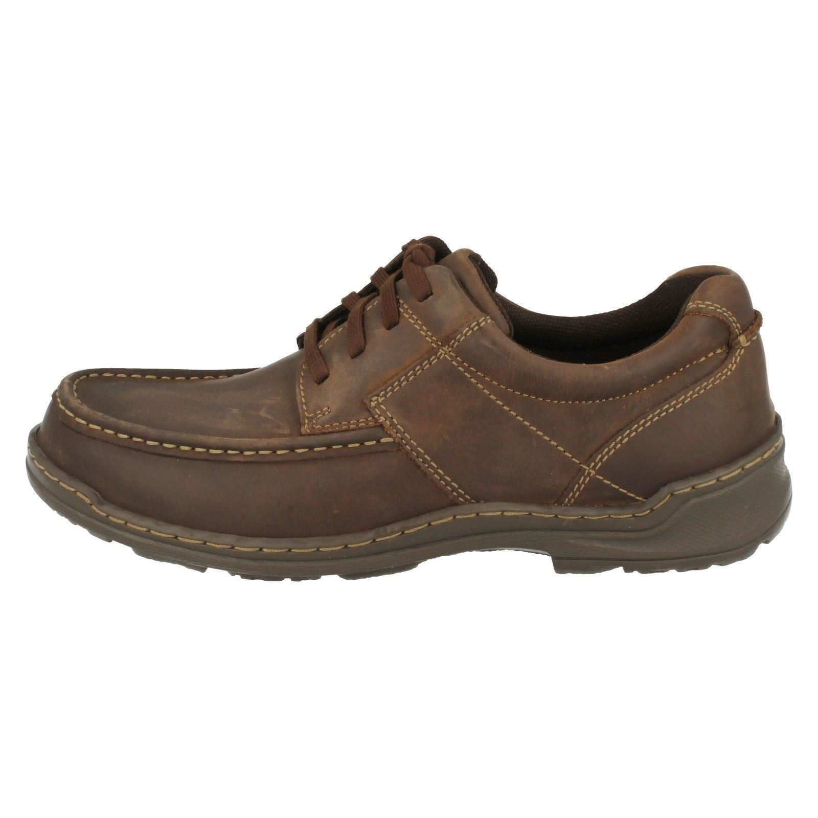 mens hush puppies lace up casual shoes grounds oxford ebay