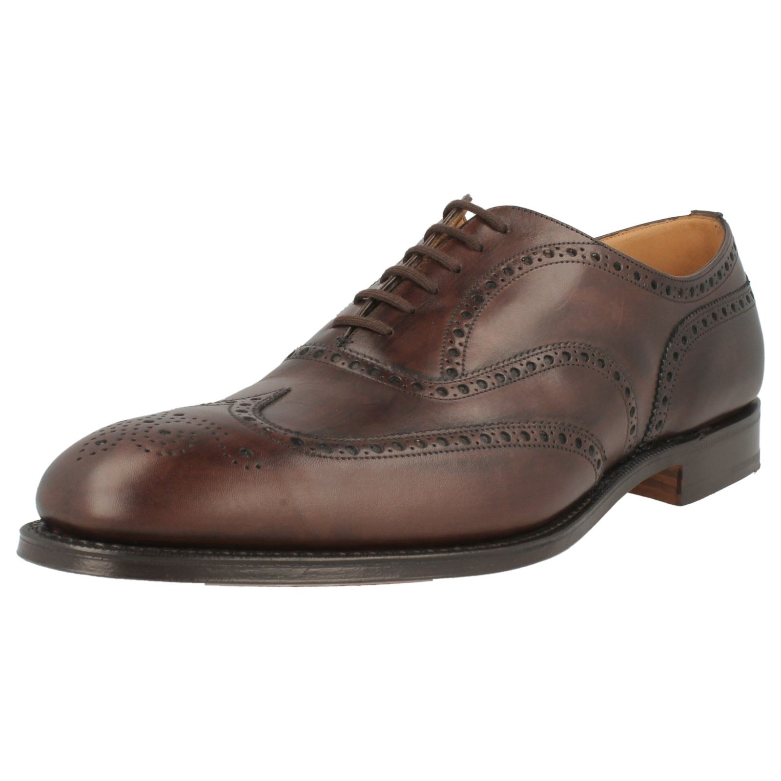 mens church s leather lace up shoes chetwynd ebay