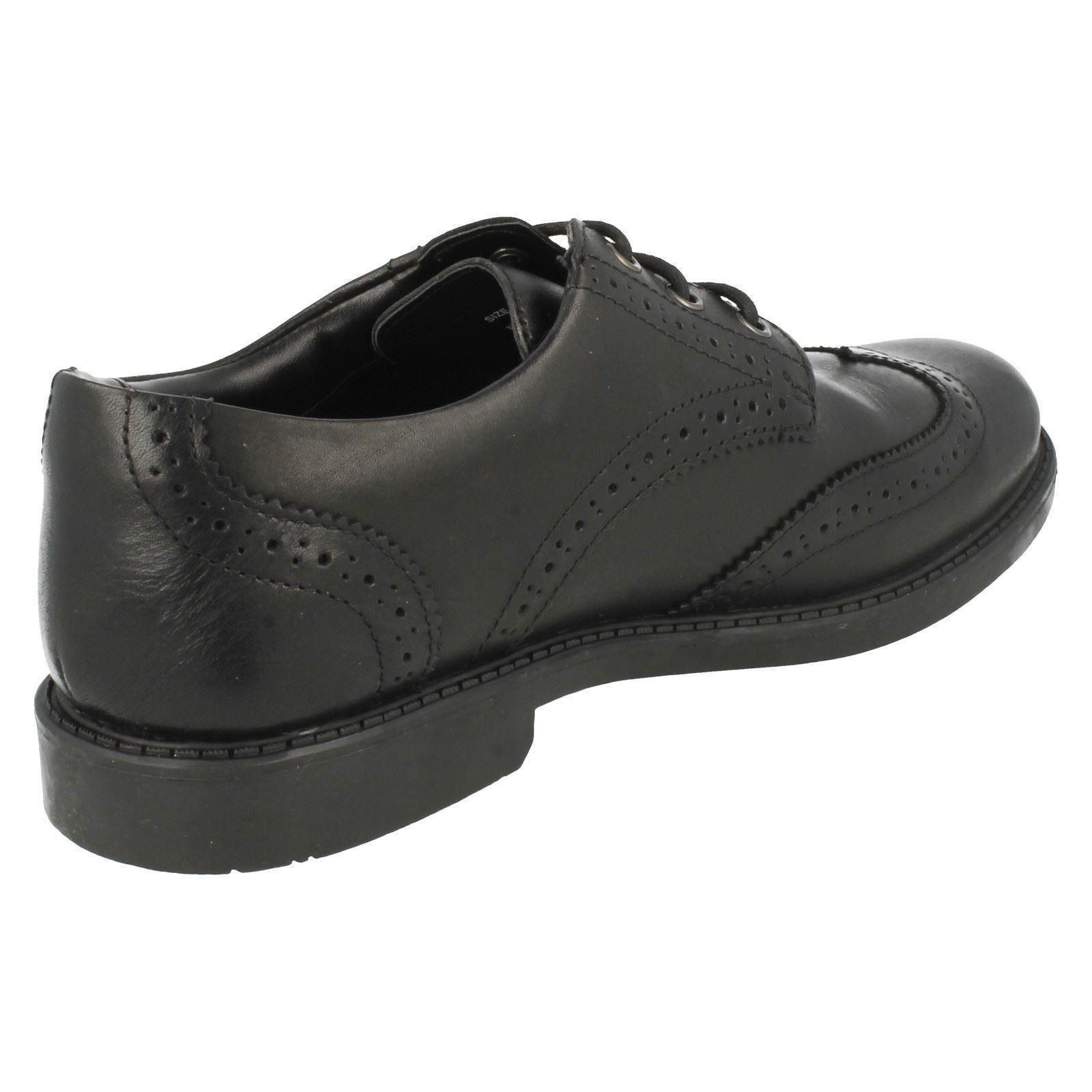 Boys G Fitting School Shoes