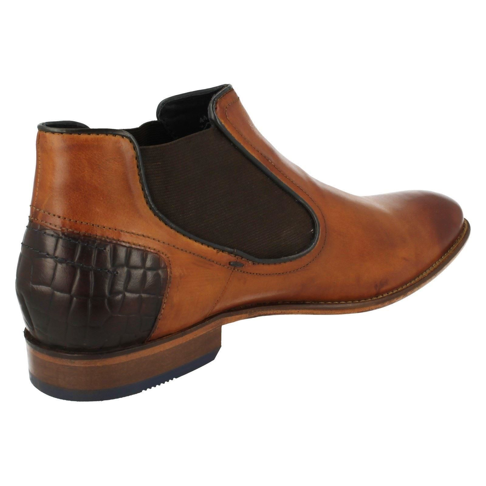 bugatti mens smart boots bettino ebay