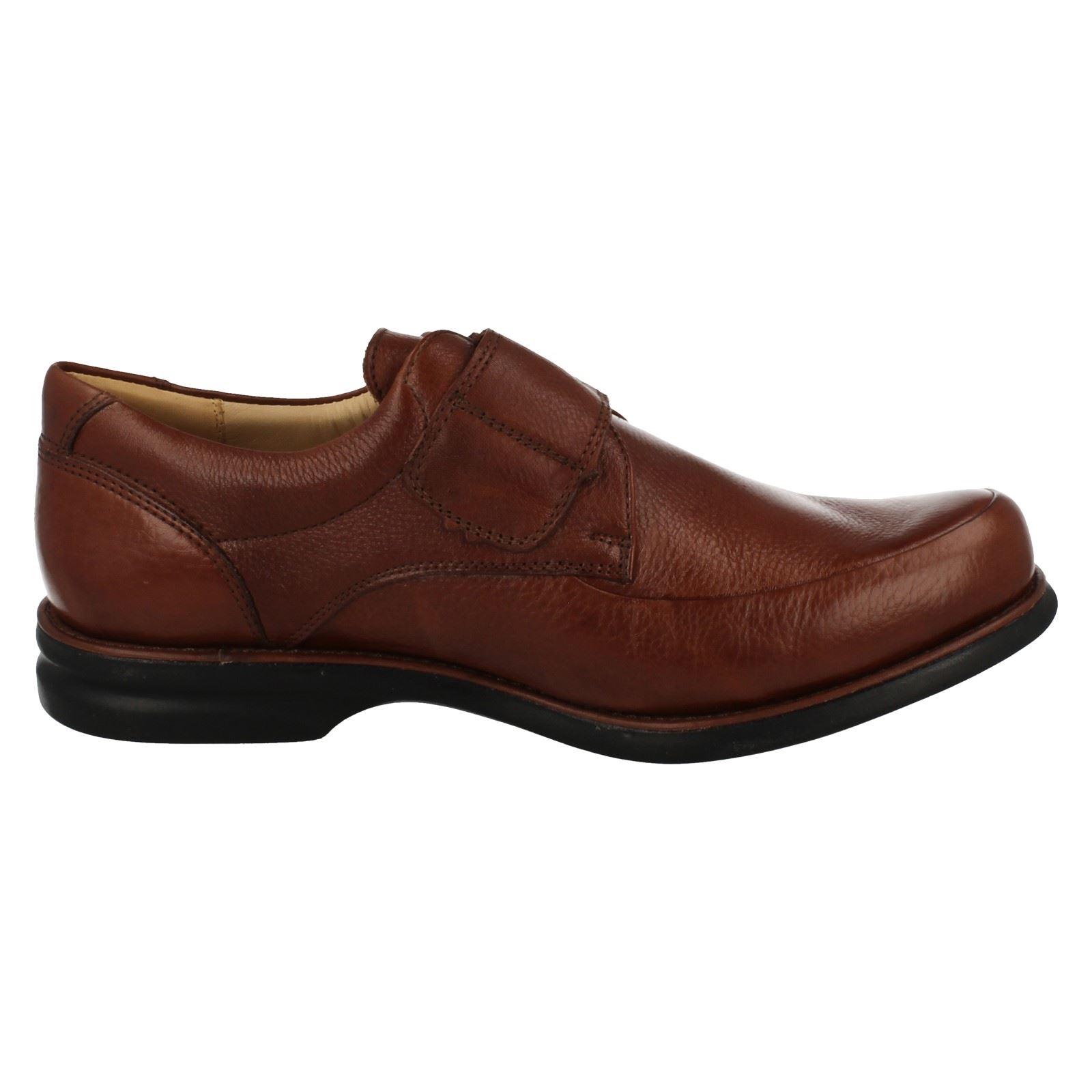mens anatomic smart casual velcro shoes tapajos ebay
