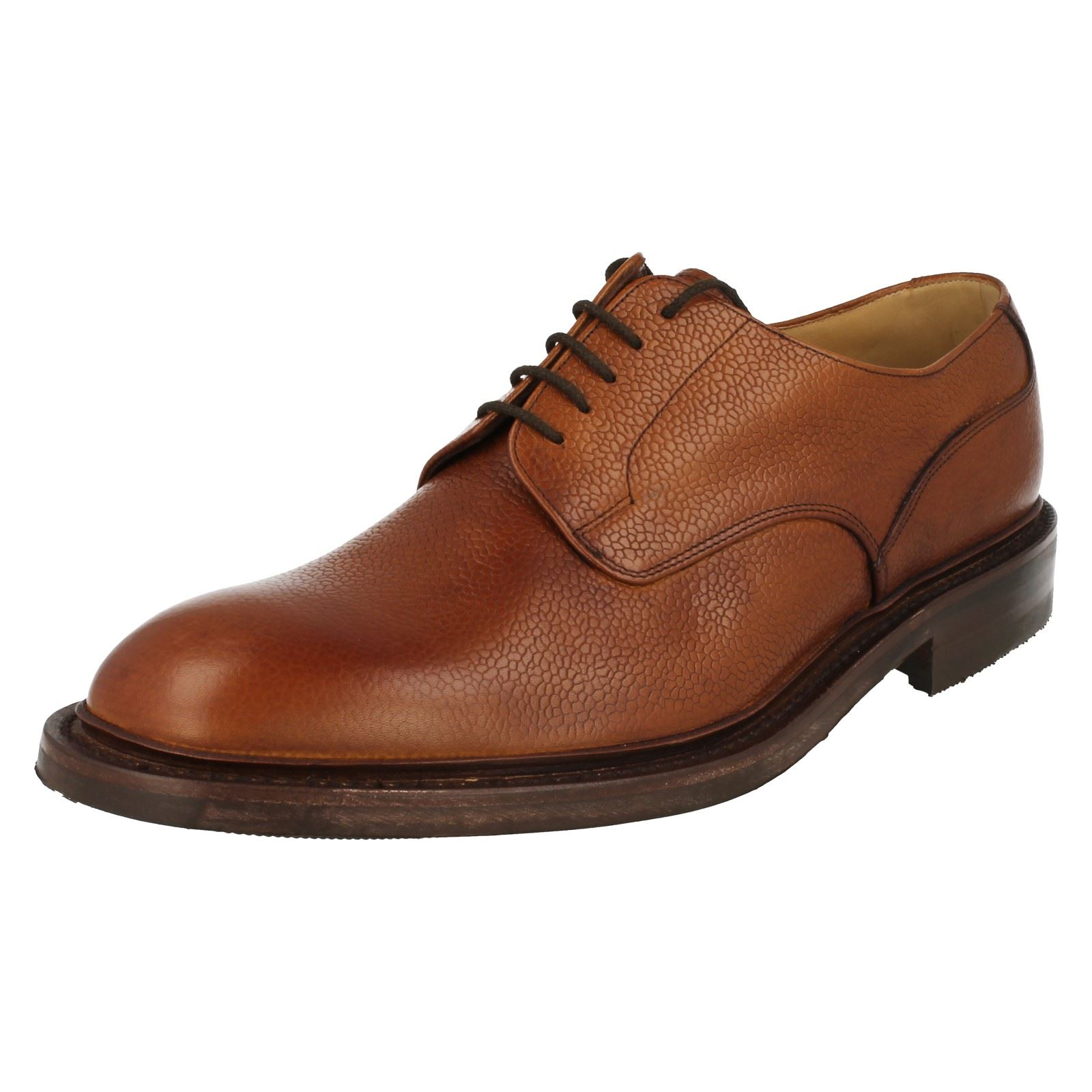 Loake Formal Mens Lace Up Shoes Stamford