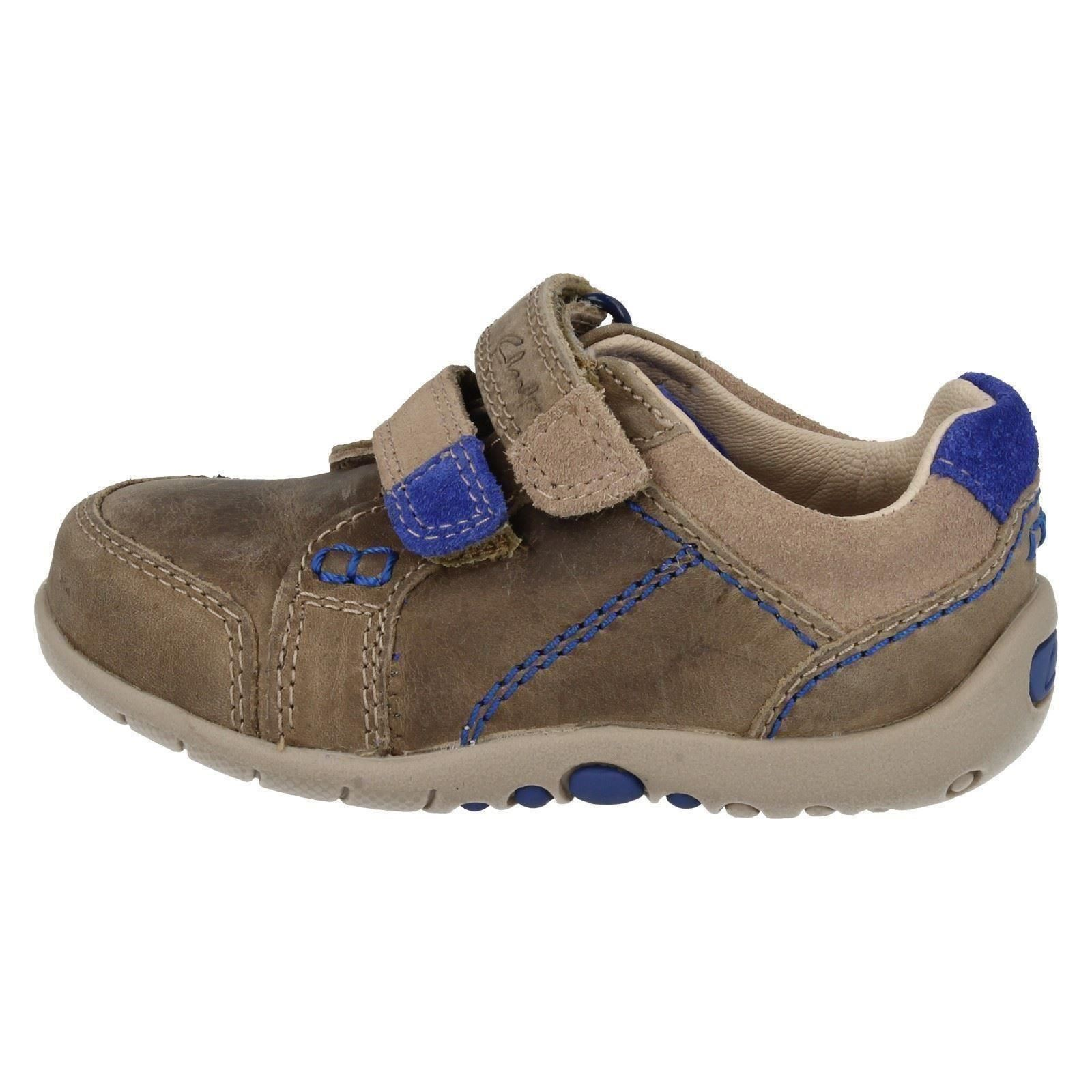 infant boys clarks casual shoe softly to ebay