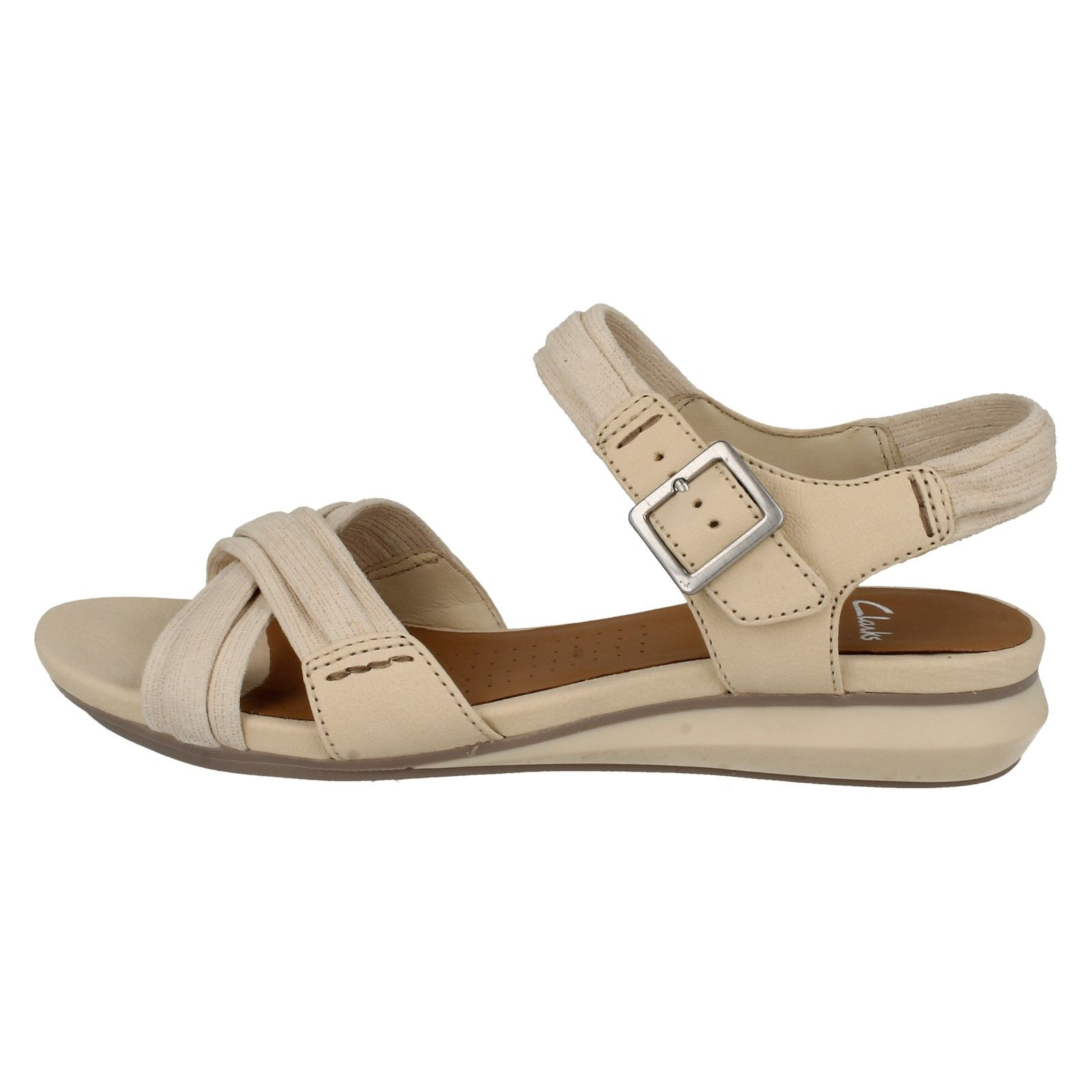 clarks active air sandals ladies