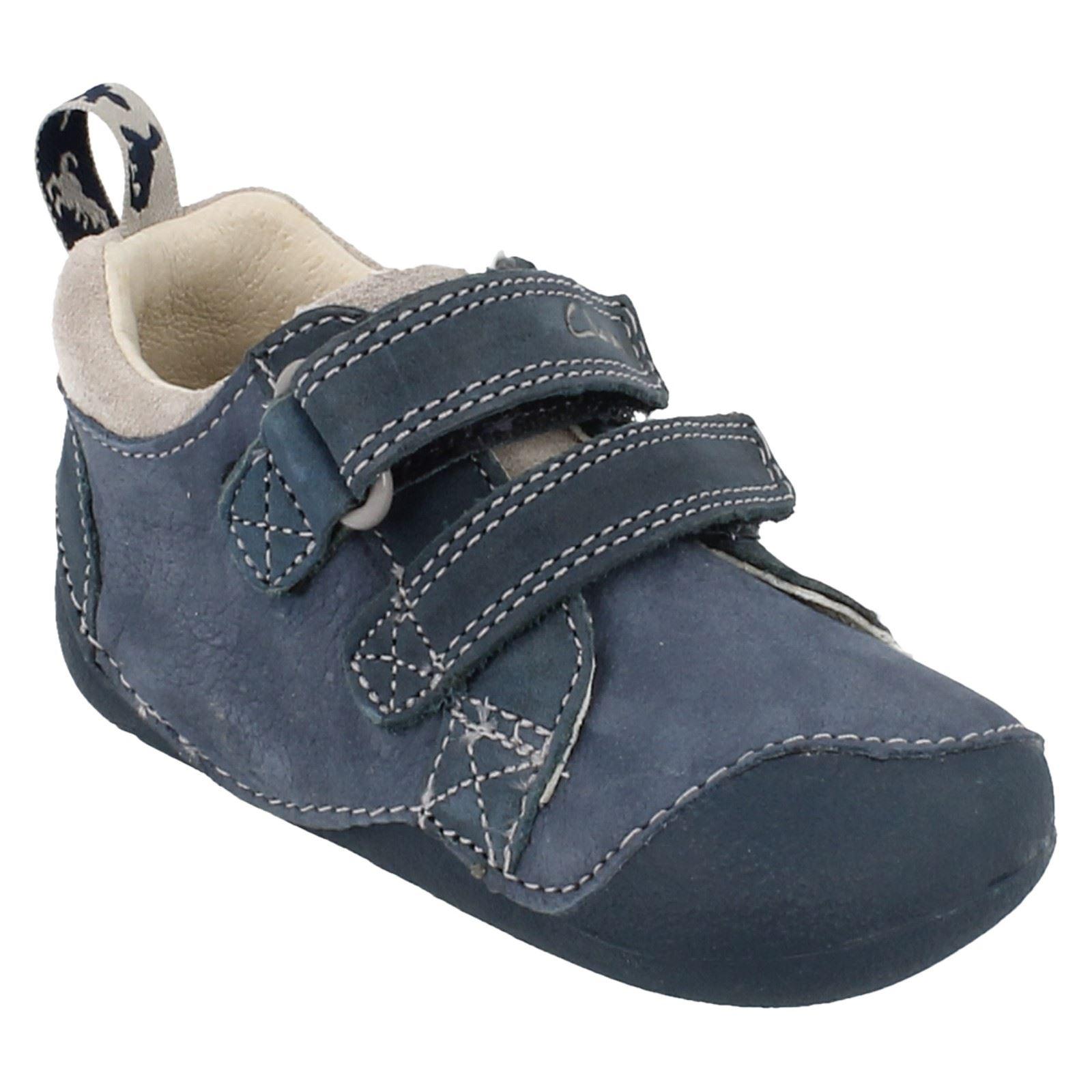 clarks shoes boys infant saurus boy casual shoes ebay