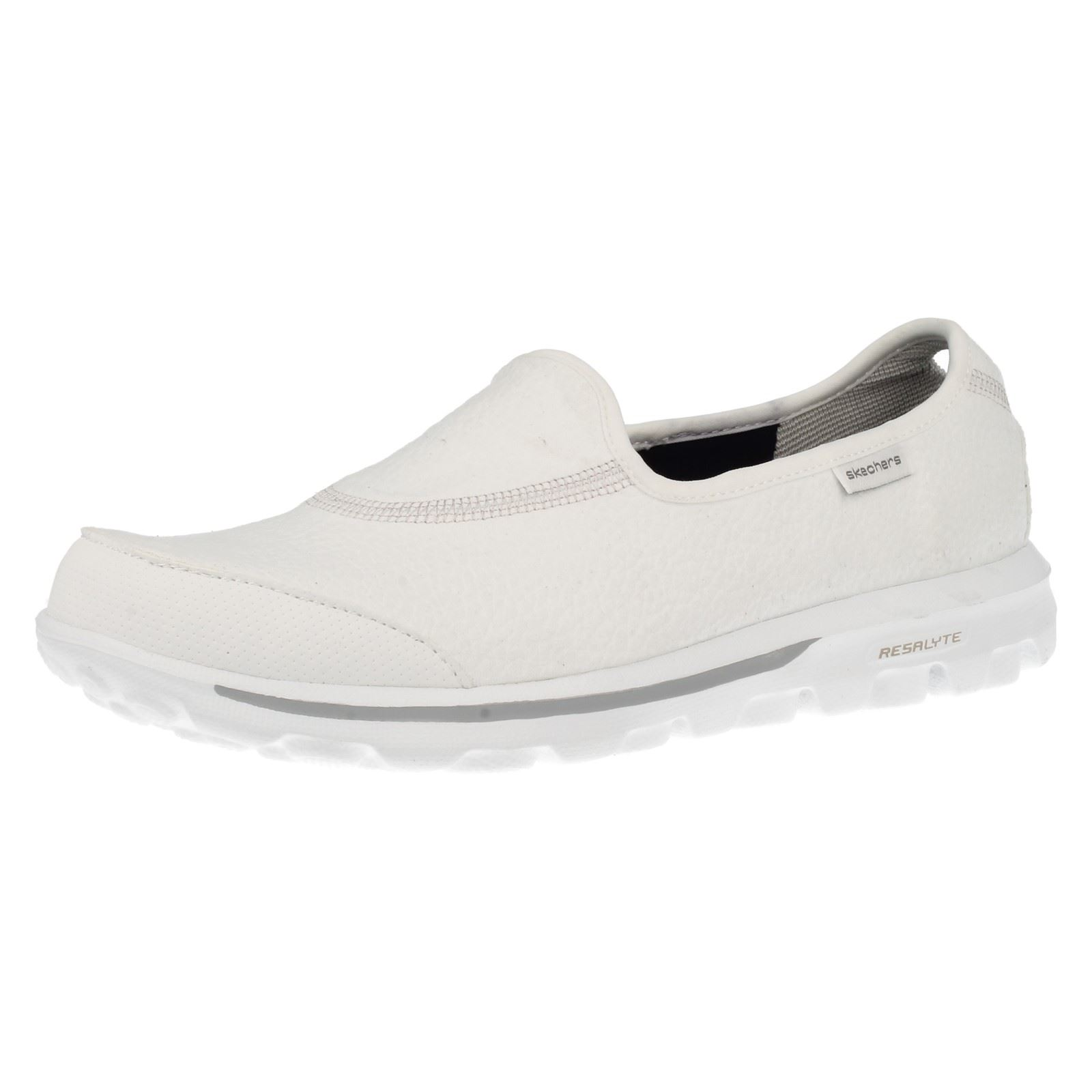 skechers slip on walking shoes go walk ultimate