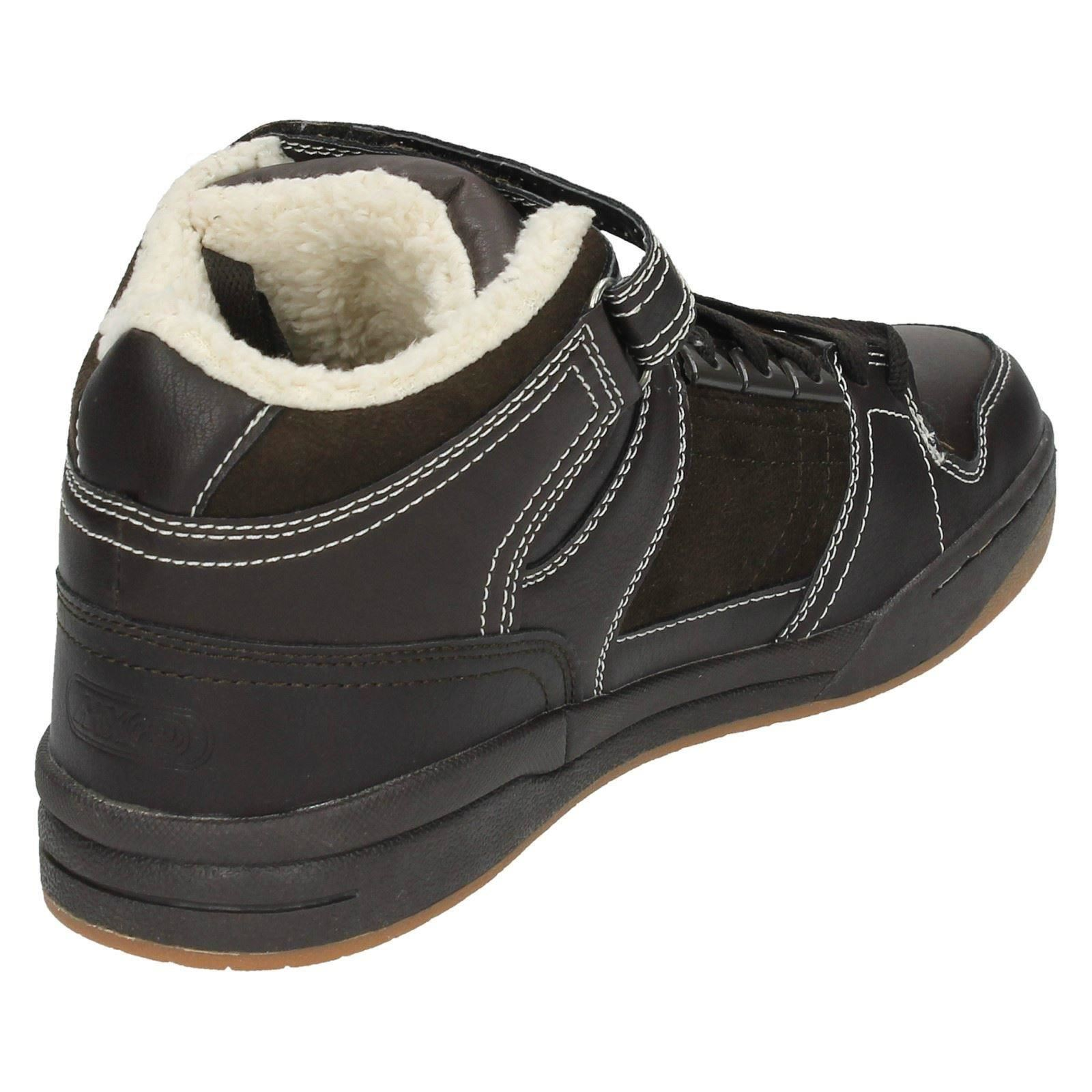 mens mx2 fur lined high top boots ebay