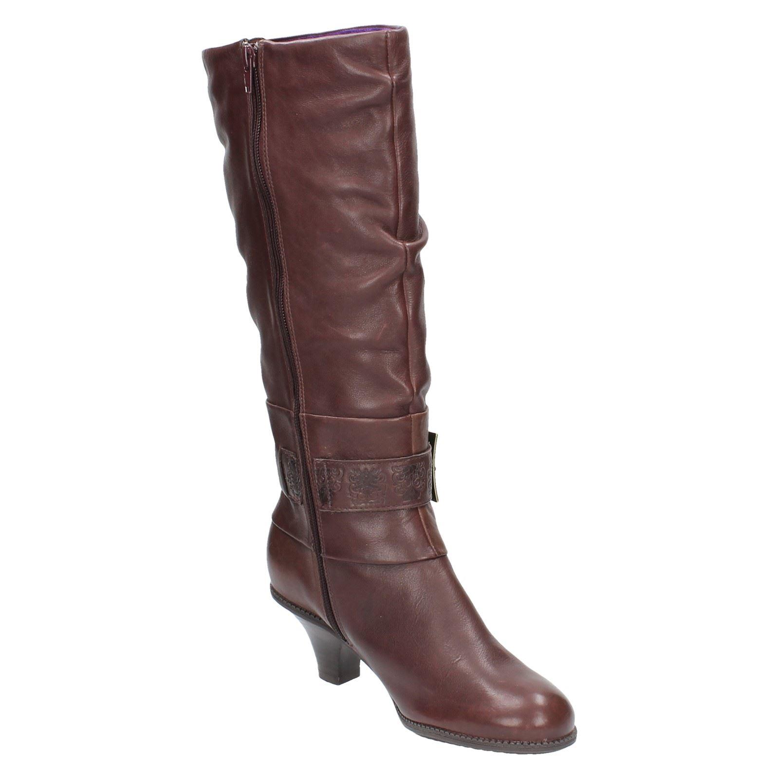 Echo Gore Tex Black Leather Shoes