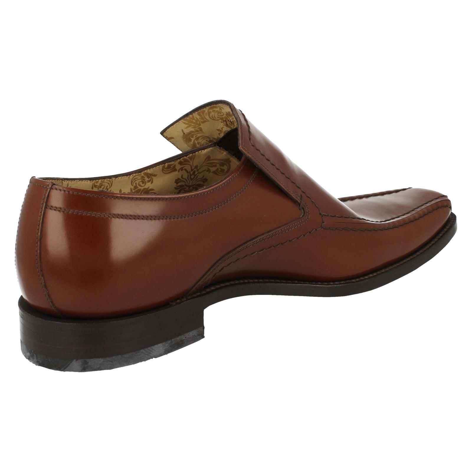 loake mens formal slip on shoes ebay