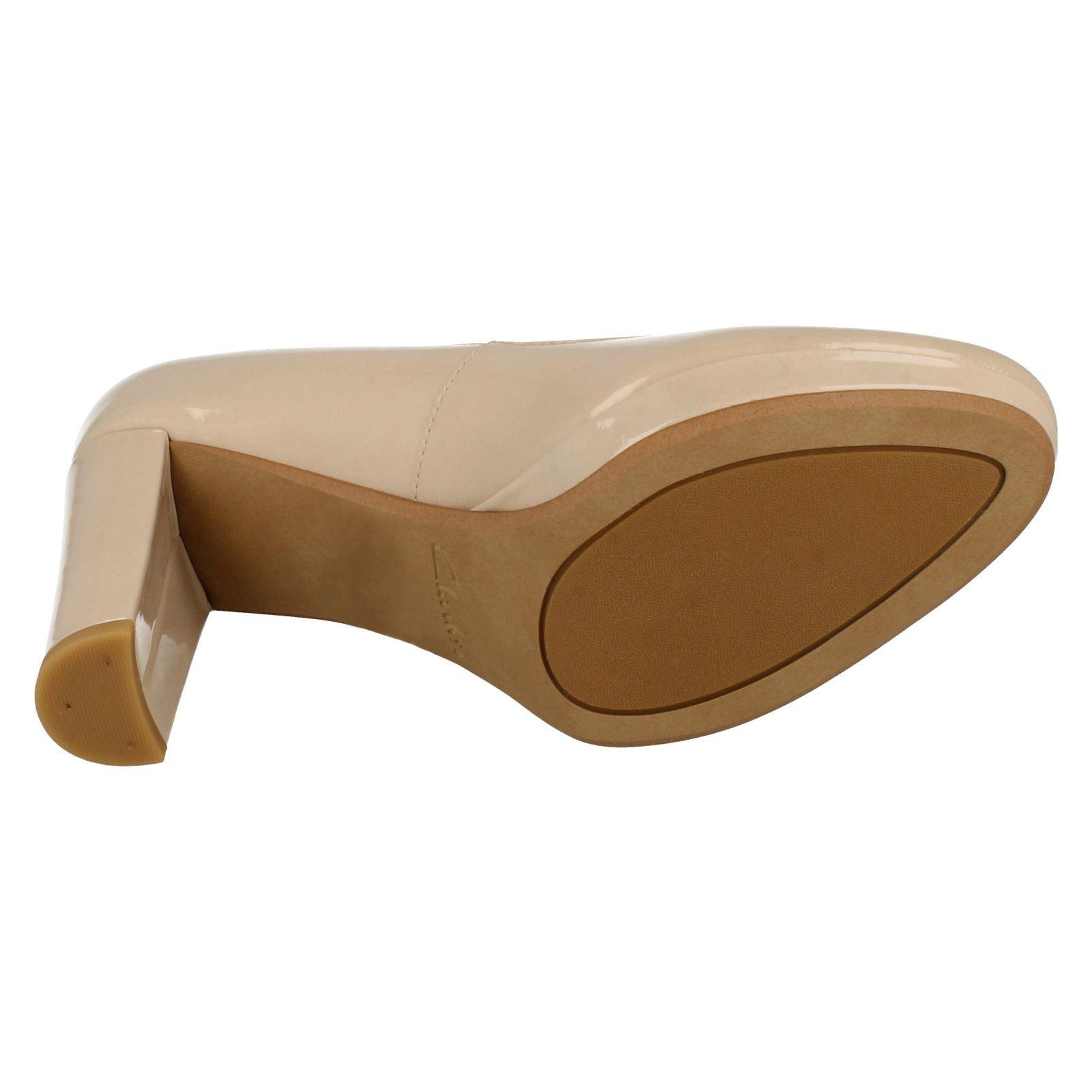 Clarks Womens Shoes / Red Shoes Clarks Lexi Jasmine slide Sandals RG166440j1w