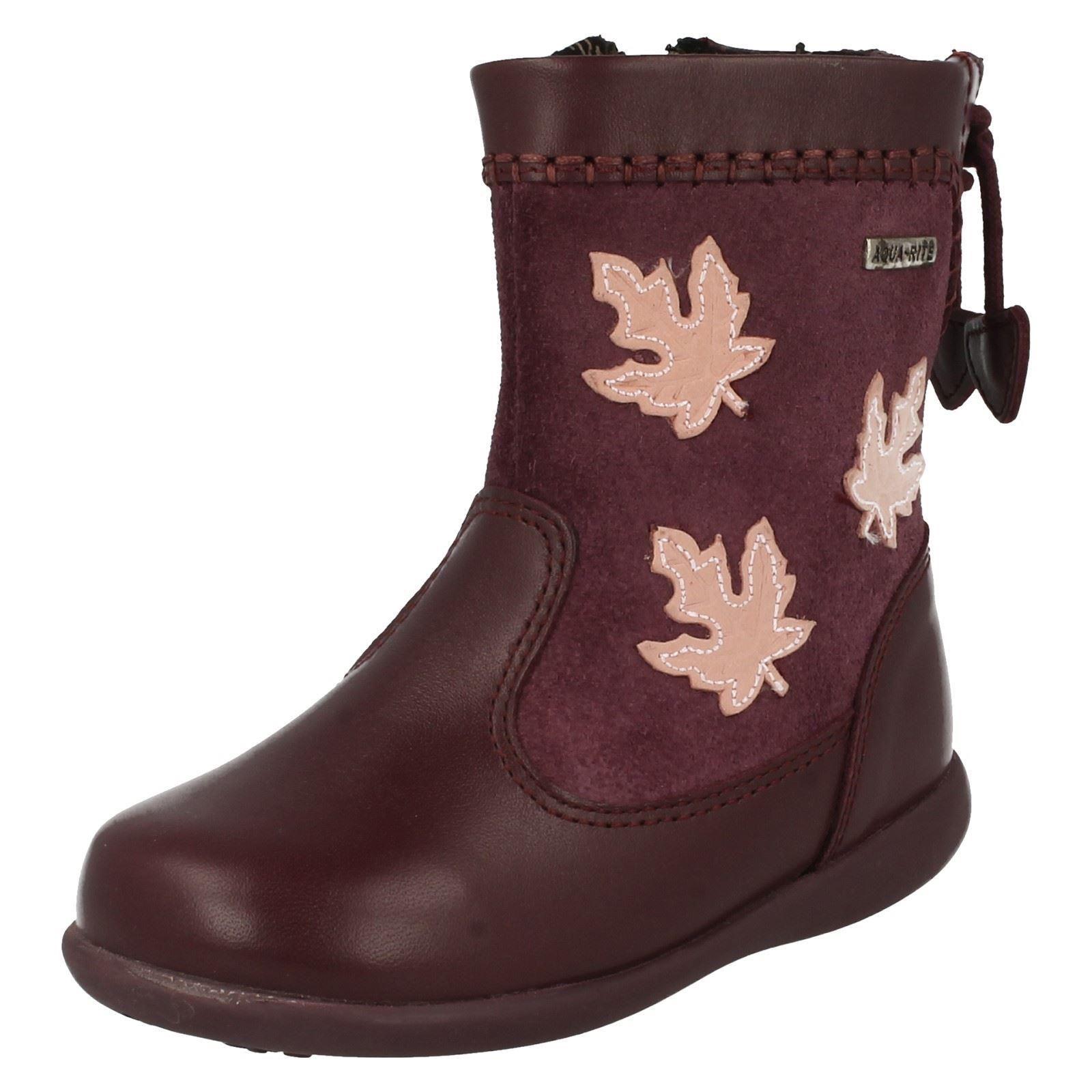 Girls Purple Startrite Shoes