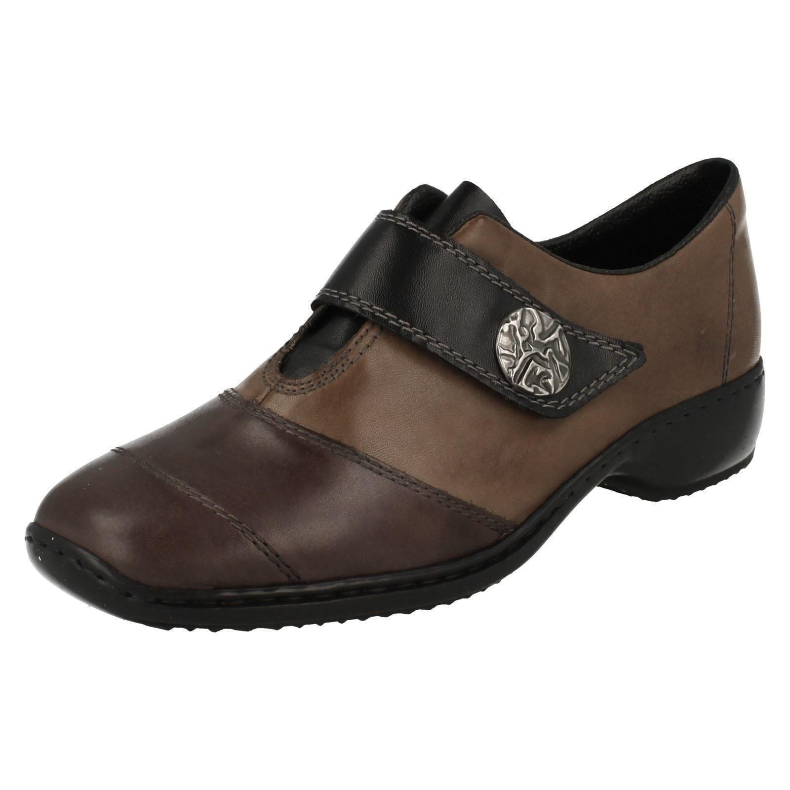 Ladies Rieker Casual Antistress Shoes L3871 Ebay