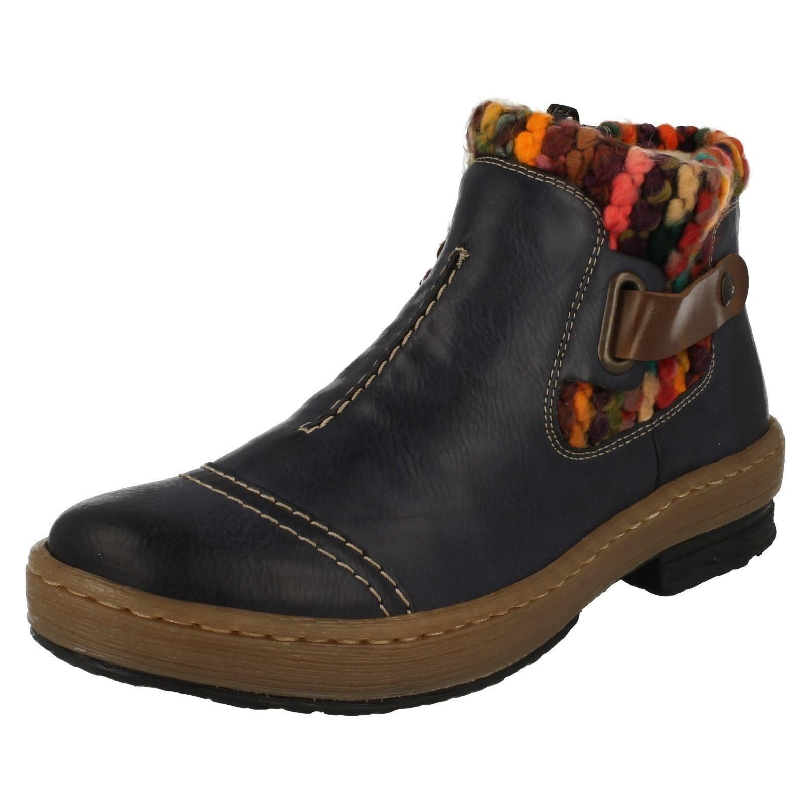 Model Lotus Bowler Womens Casual Ankle Boots - Women From Charles Clinkard UK