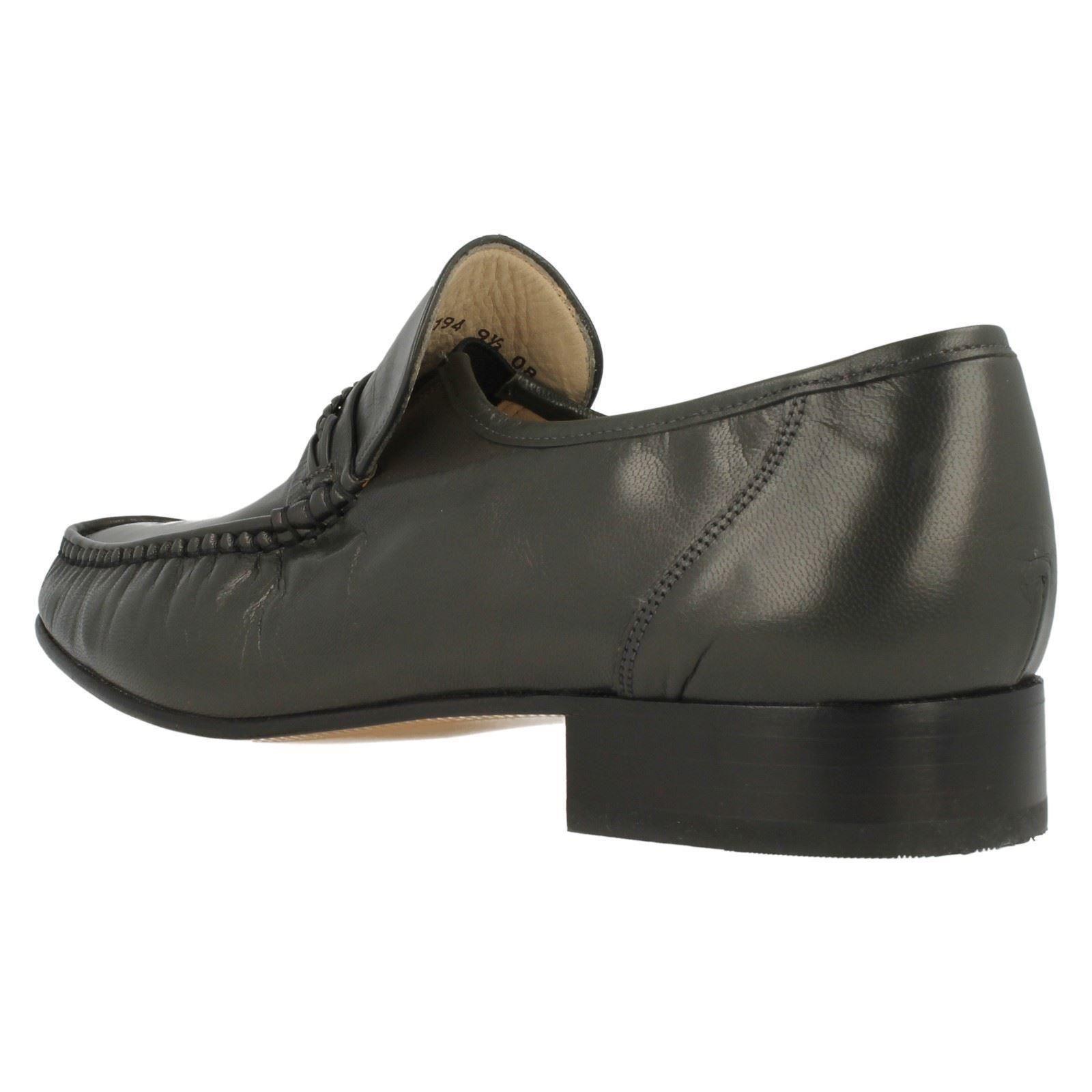 mens grenson formal slip on shoes florida ebay