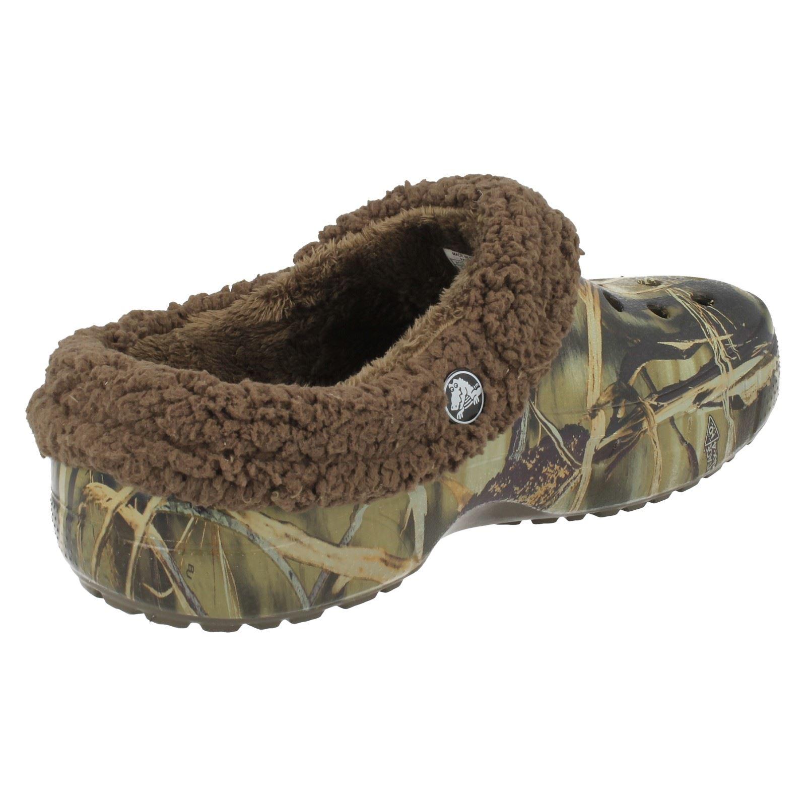 bbb13dd1439eff 1600 x 1600 www.ebay.co.uk. Junior Boys Warm Lined Croc Mules   39 Mammoth  Evo ...