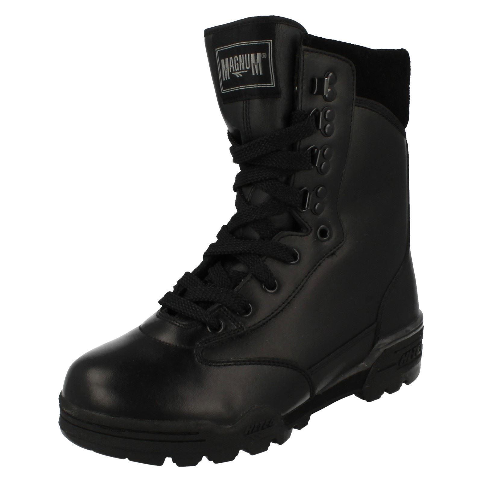 mens magnum boots leather magnum ebay
