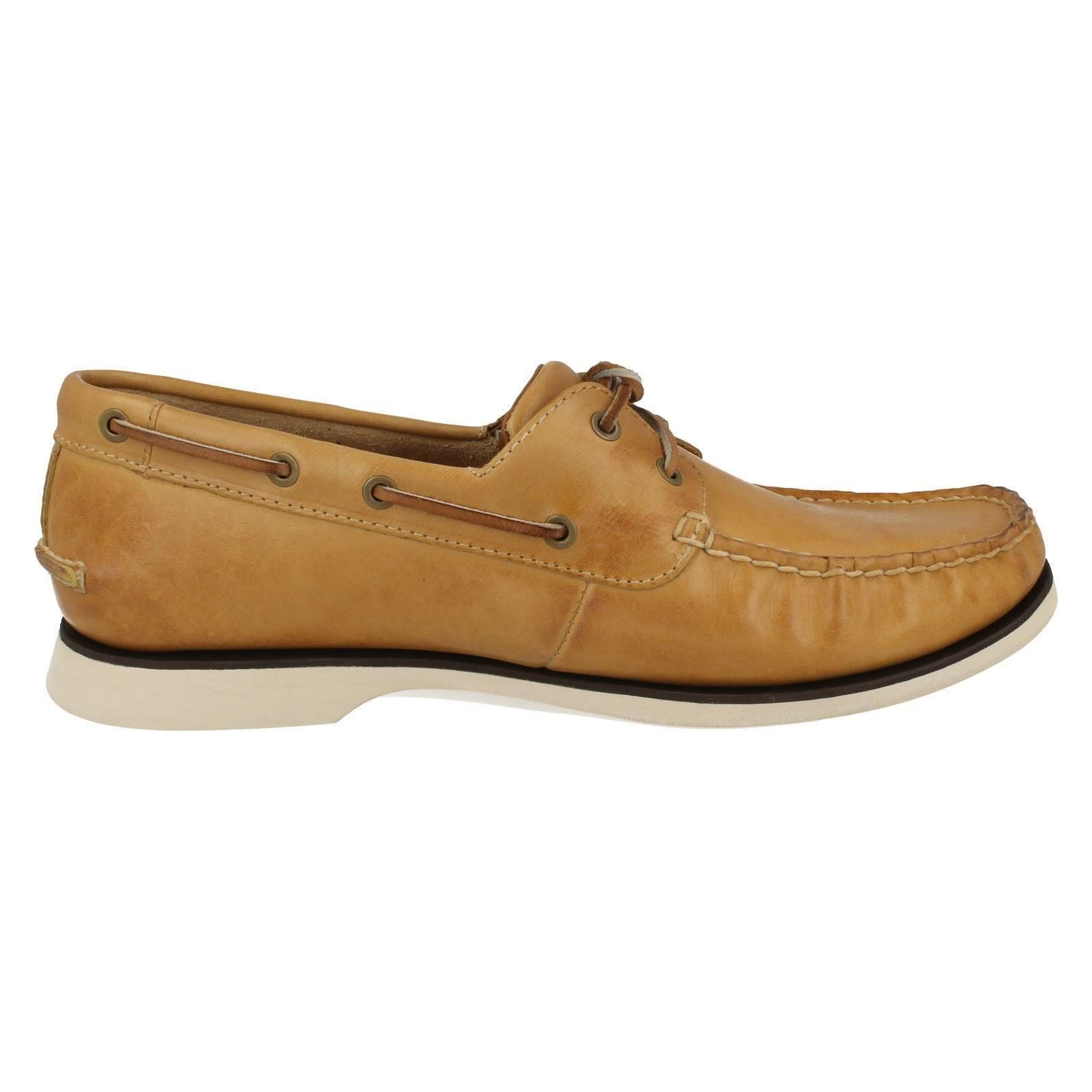 Clarks Mens Deck Boat Shoe