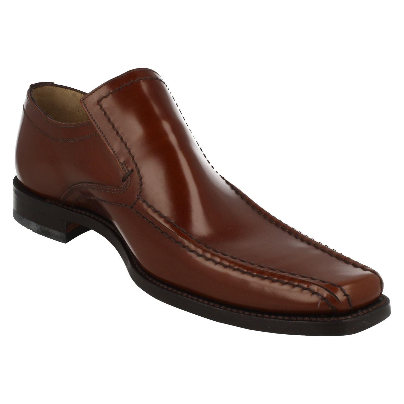 mens loake formal slip on shoes ebay