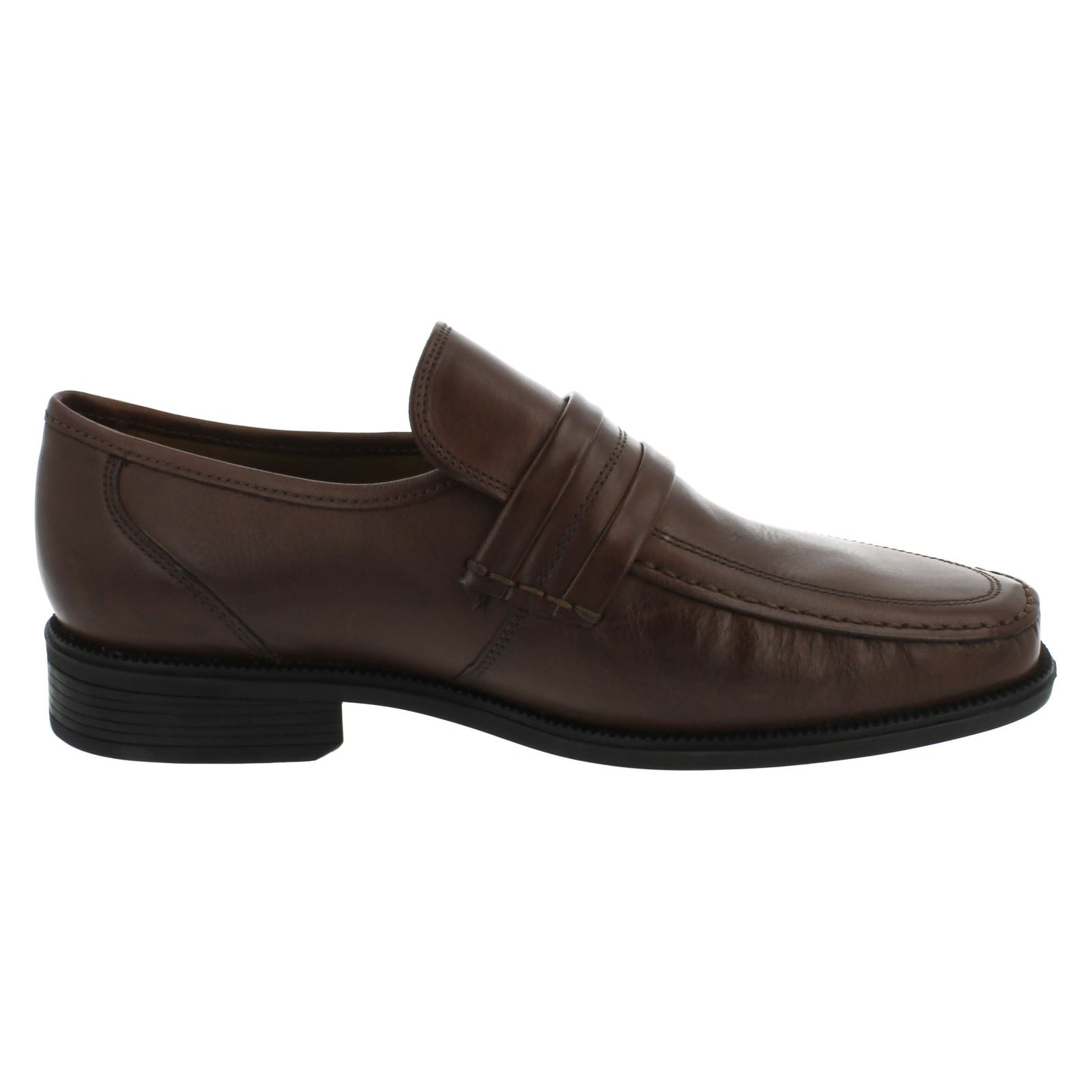 mens clarks slip on formal shoes aston mind ebay