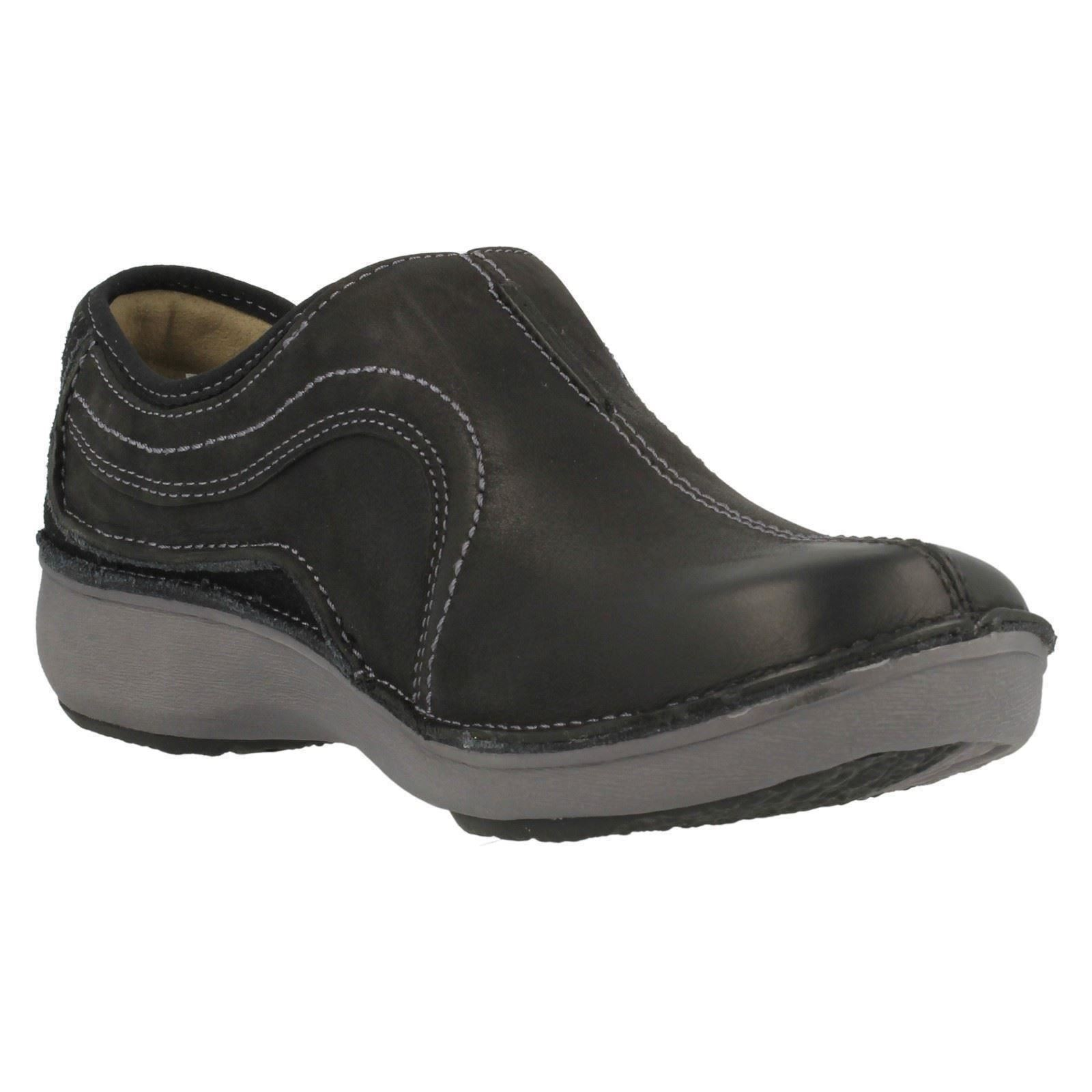 Black Wave Walk Shoes Ladies Uk