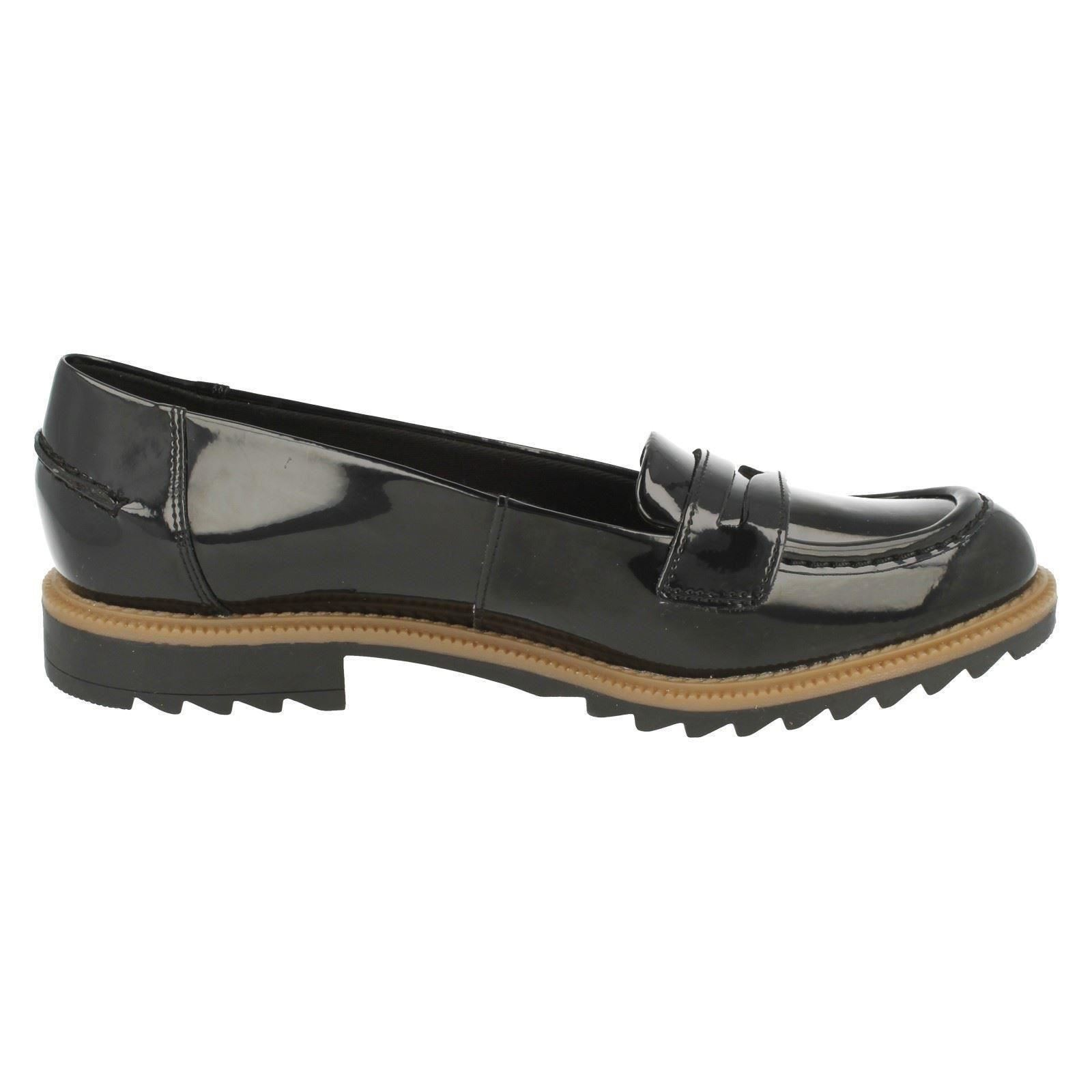 Clarks Shoes Ladies Loafers