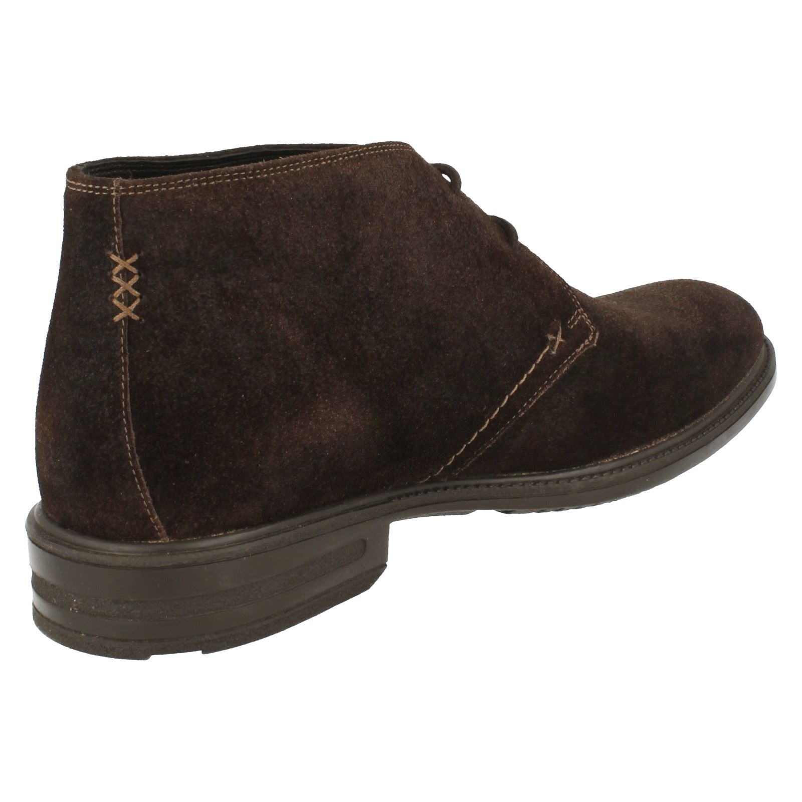 mens clarks lace up ankle boots fall far gtx ebay