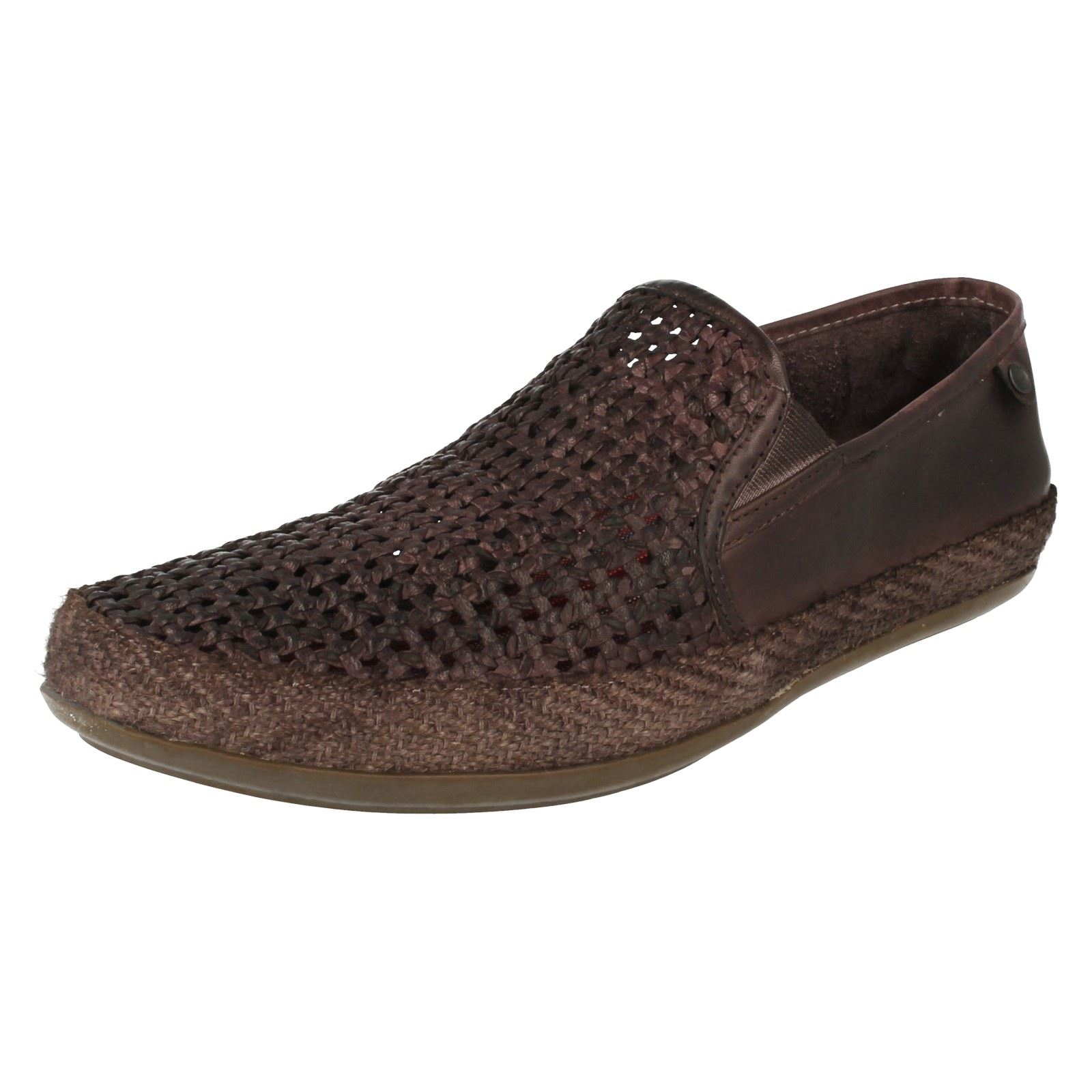 mens base casual slip on shoes stage ebay
