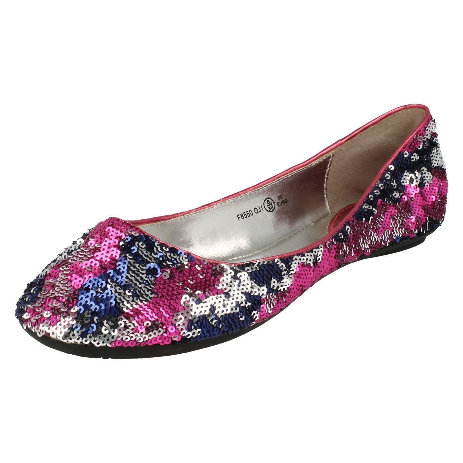 spot on sparkly ballet shoes ebay