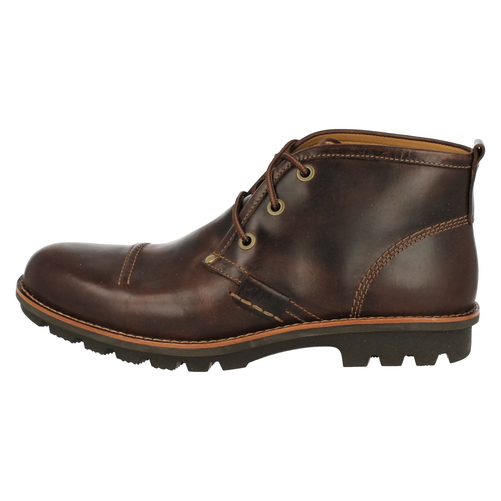 mens clarks ankle boots rapple fall ebay