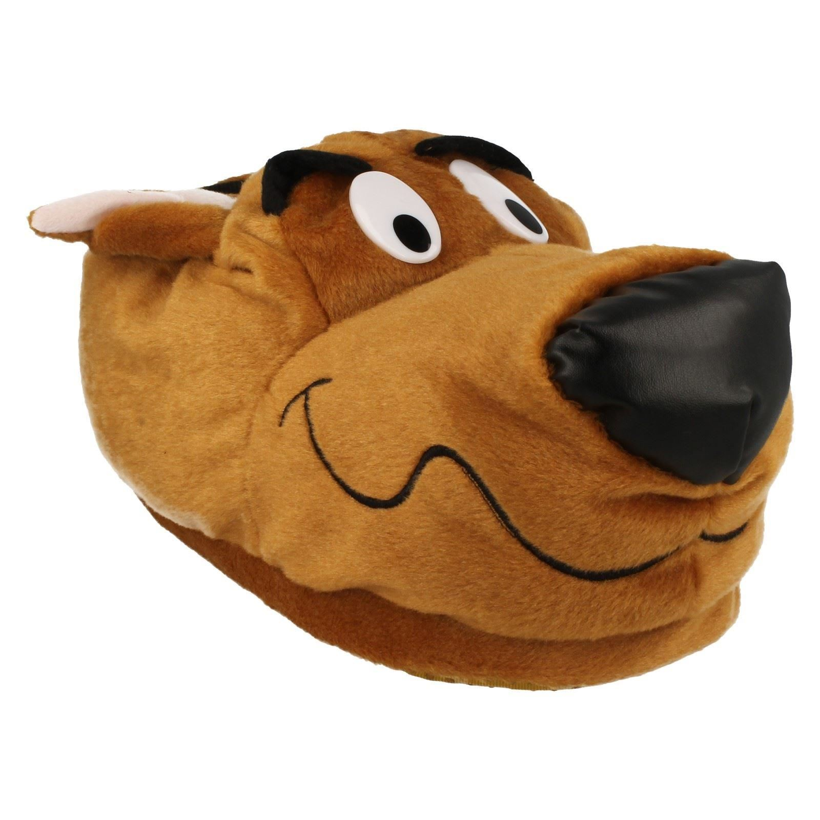 Mens spot on cartoon character slippers scooby doo ebay - Personnage scooby doo ...