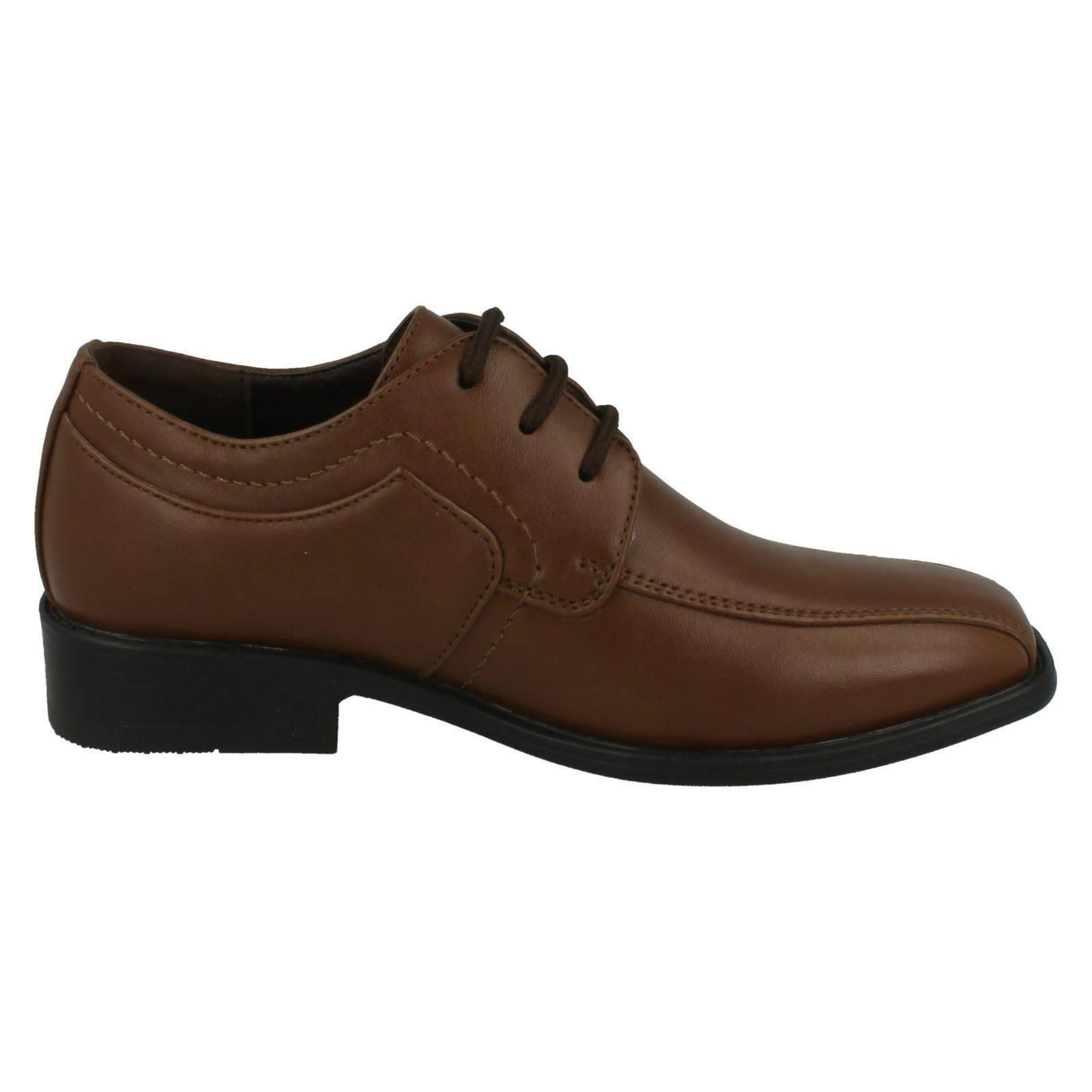 boys jcdees n1109 trendy lace up formal shoes ebay