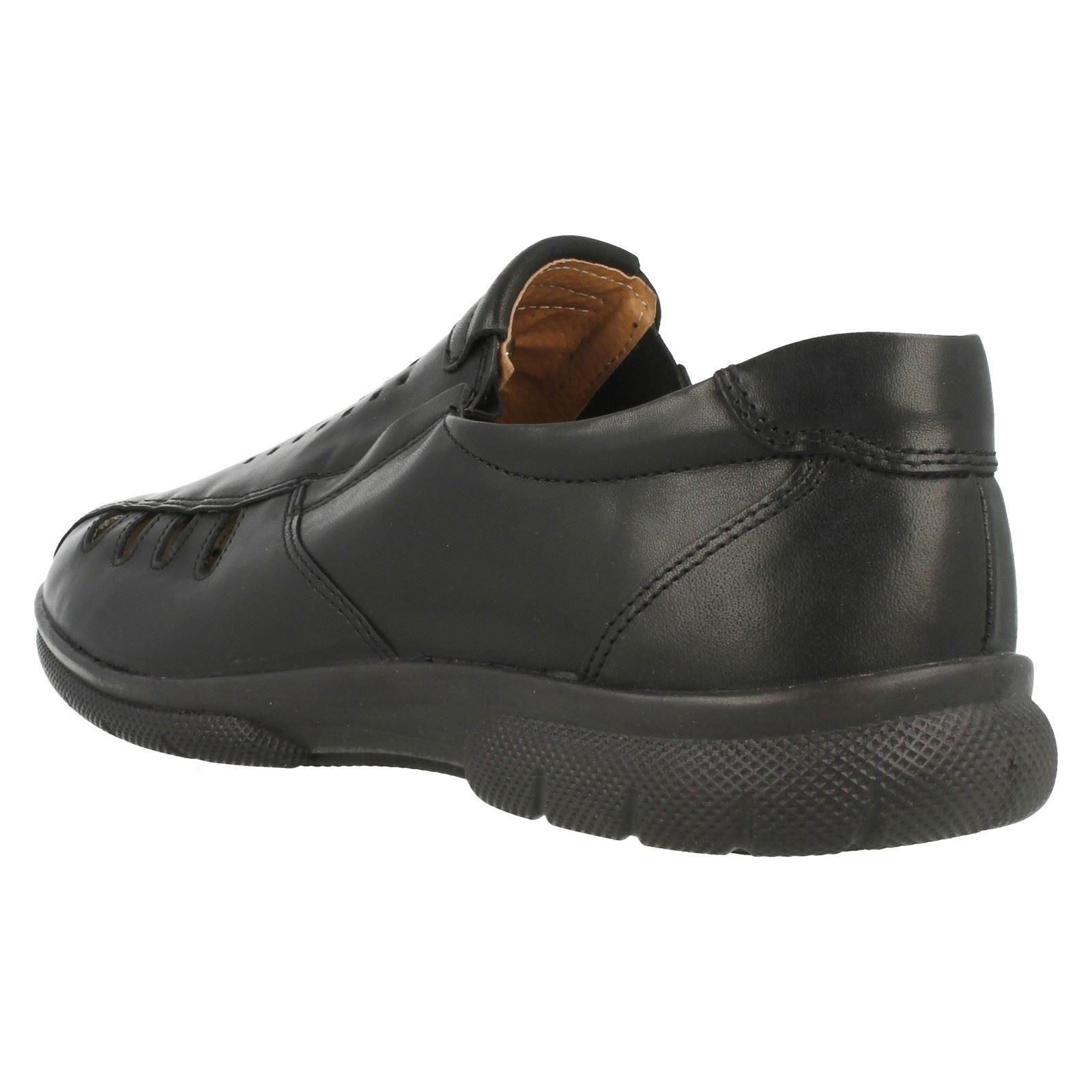 Mens Extra Wide Easy On Shoes