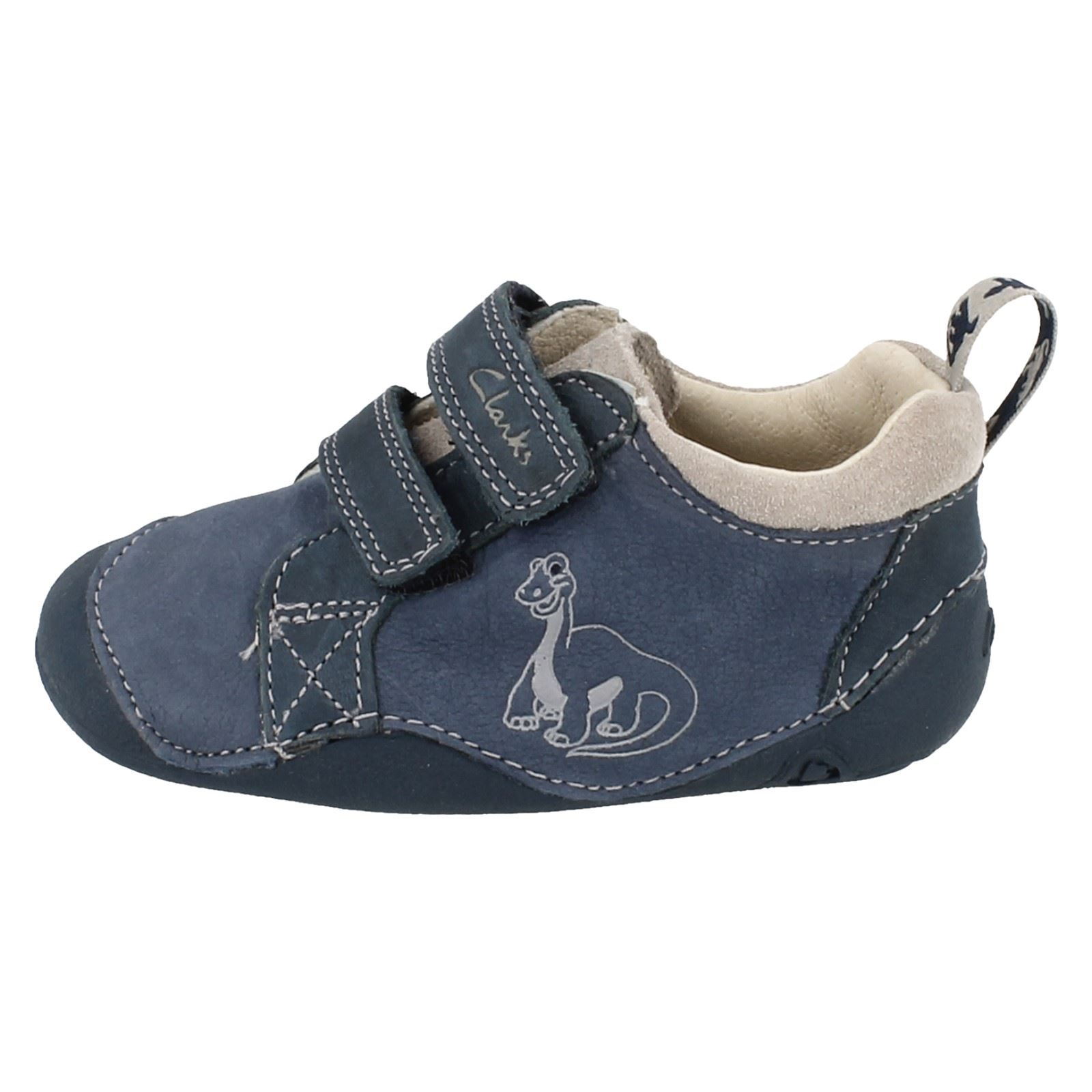 clarks shoes boys infant saurus boy casual shoes ebay