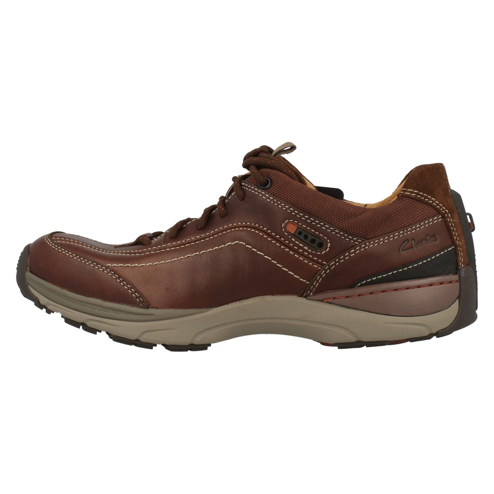 Mens Clarks Casual Active Air Vent Shoes Skyward Vibe Ebay