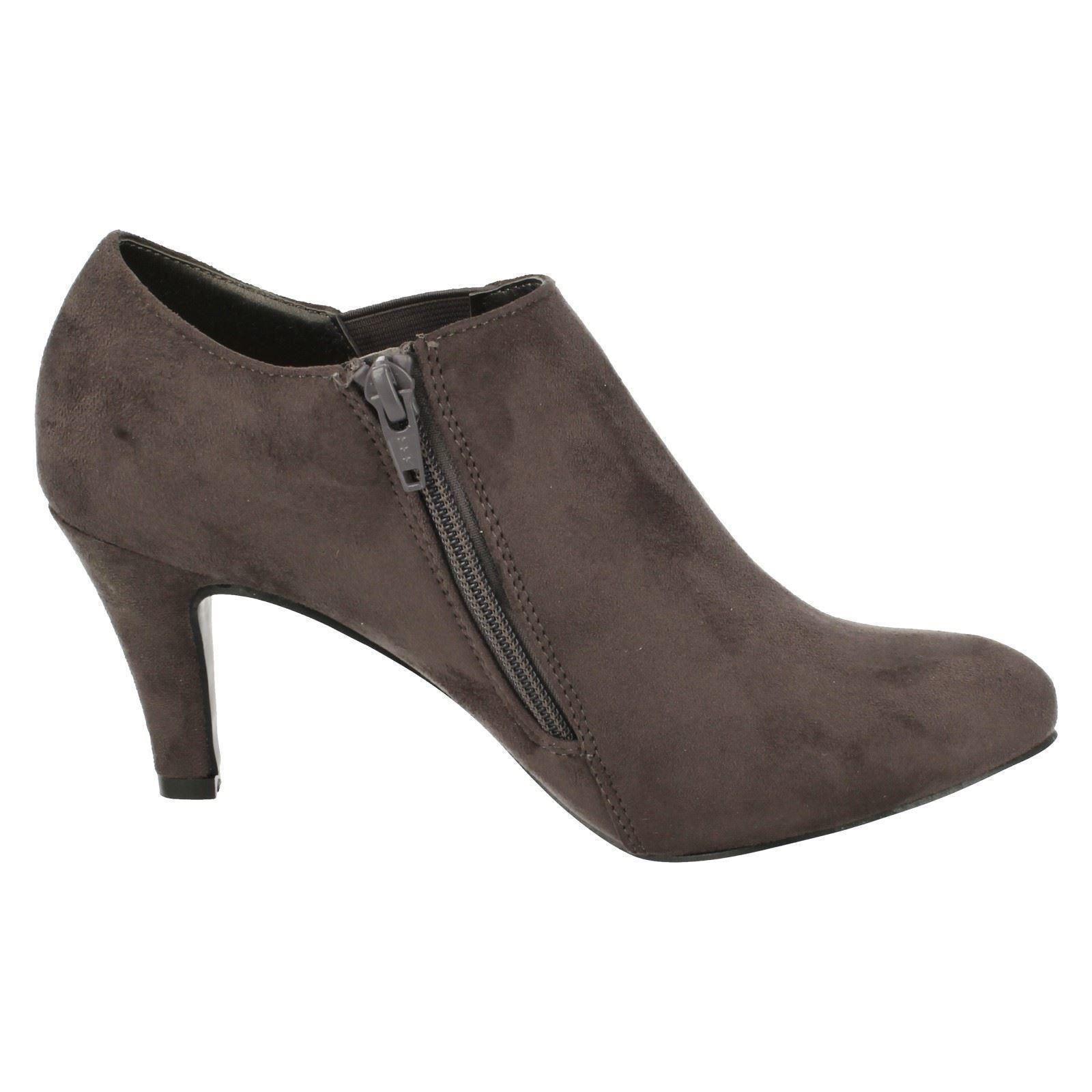Anne Michelle Ladies Heeled Shoe Boot