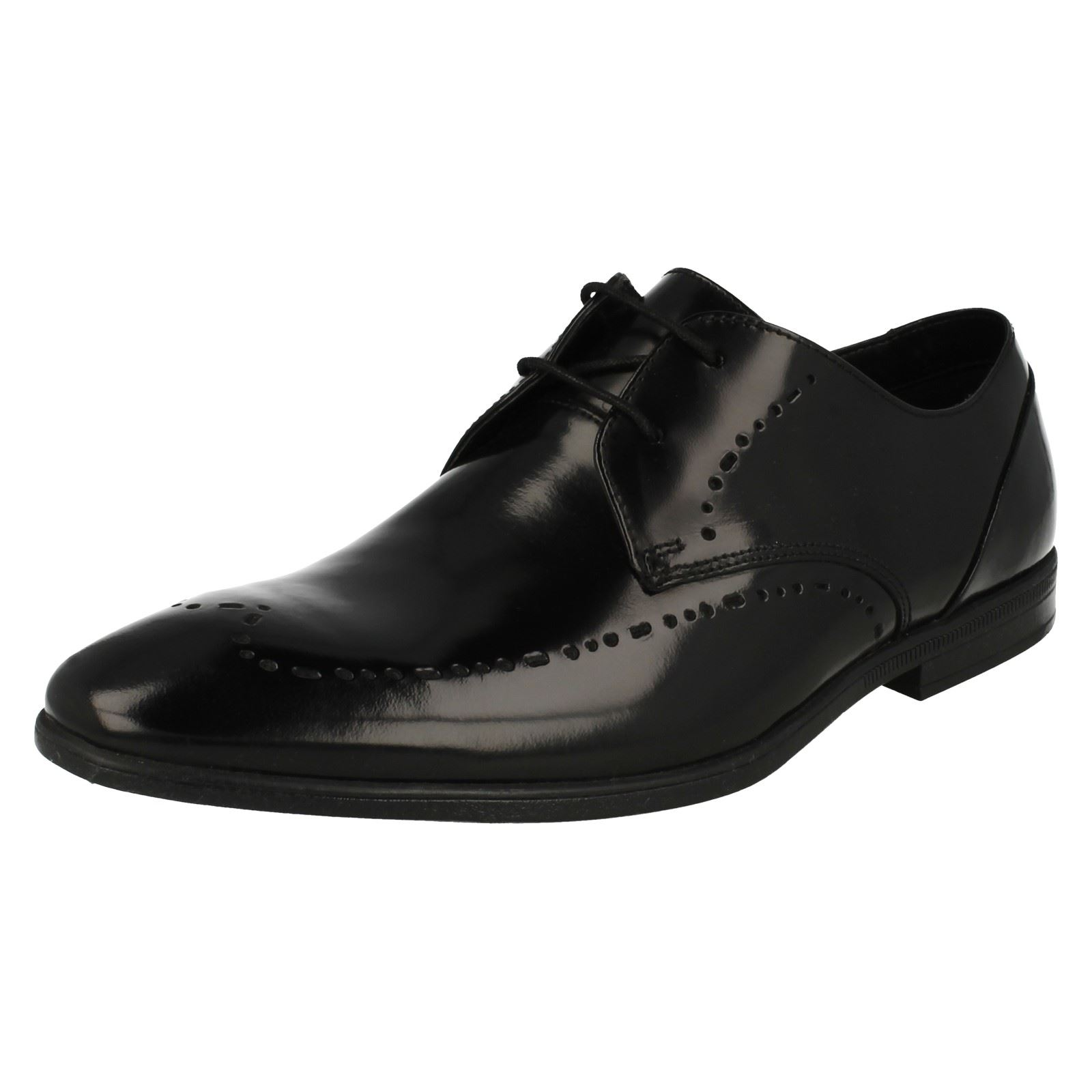 mens clarks formal wear lace up shoes bton limit ebay