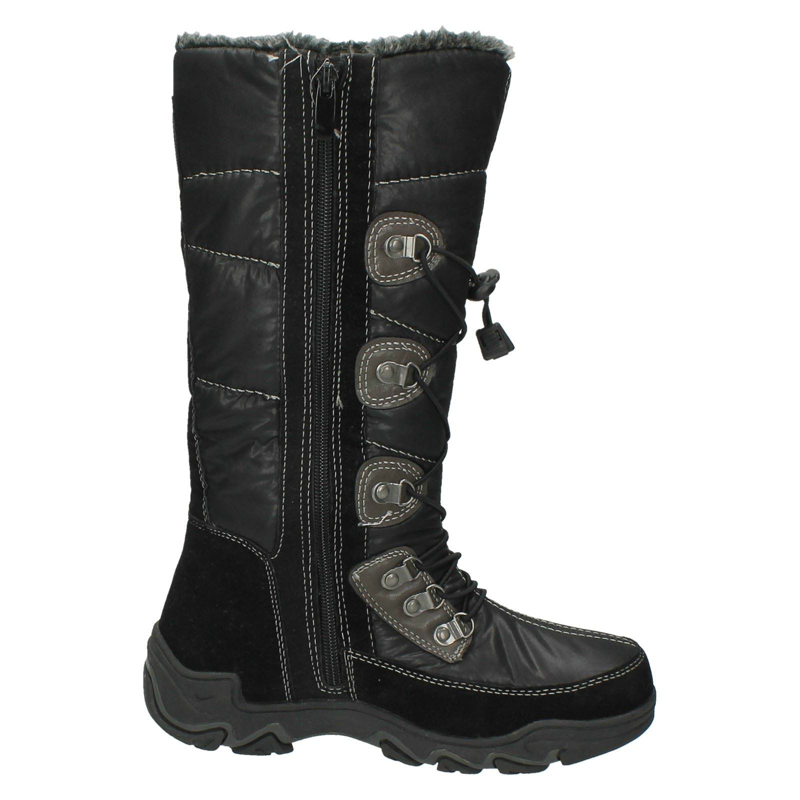 childrens icetex knee high snow boots ebay