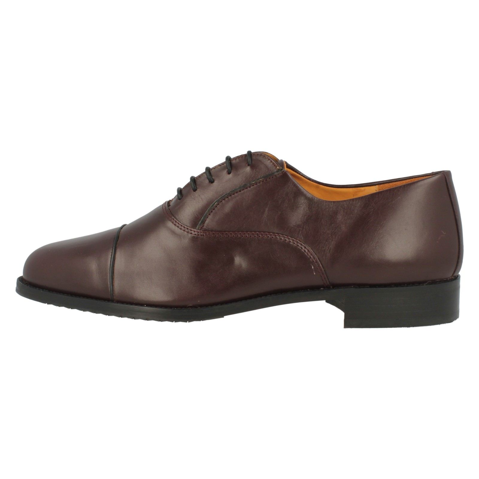 mens grenson lace up oxford style shoes hurst 7701 ebay