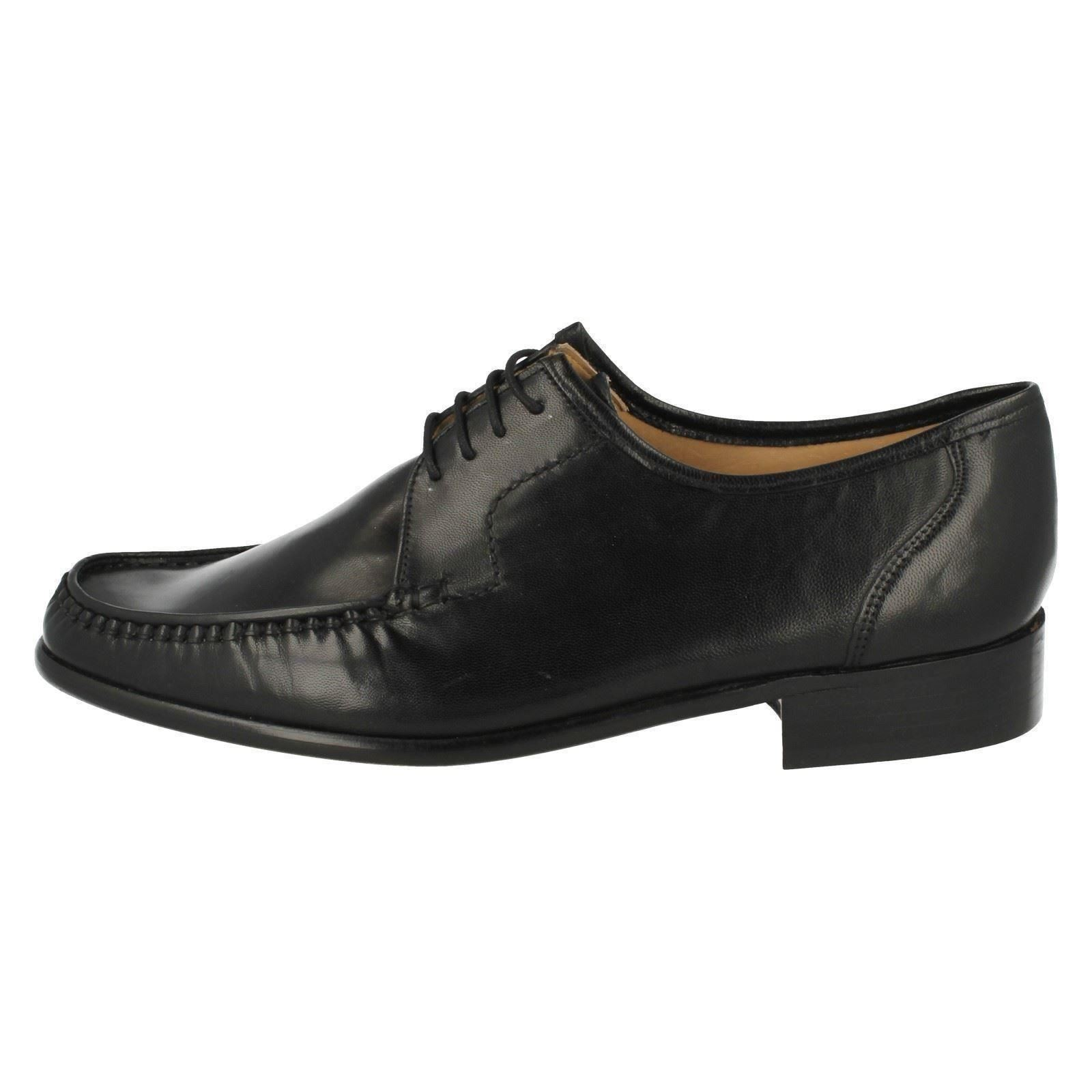 mens grenson lace up moccasin shoes crewe ebay