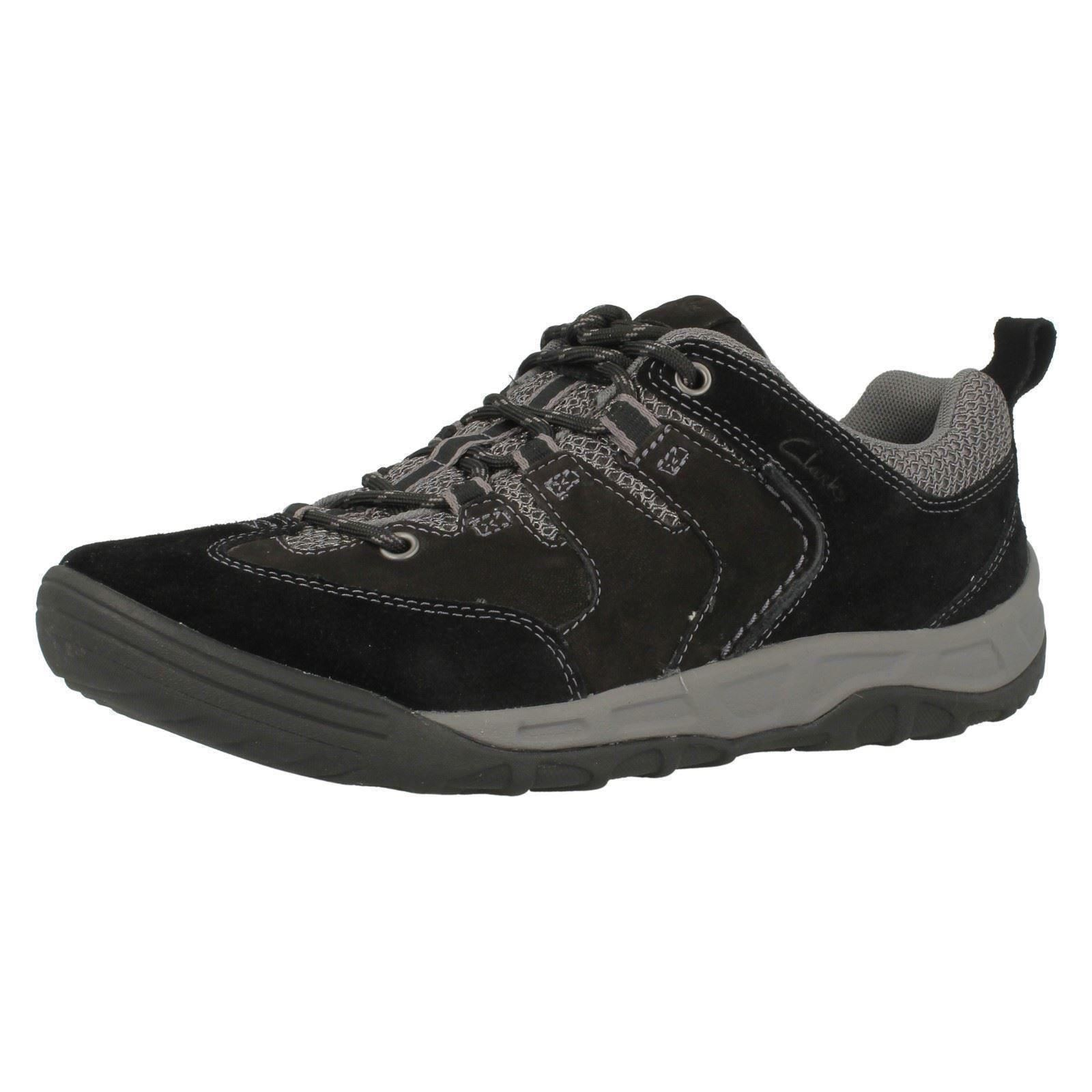 clarks mens trainers; Clarks Trainer Shoes for Men; Skip to page navigation. Filter (1) Clarks Trainer Shoes for Men. Shop by Shoe Size. Clarks Mens Trainers Burgundy Trigenic Flex Lace Up Sport Casual Suede Shoes. £ 1 sold. Men's Clarks Casual Lace Up Trainers .