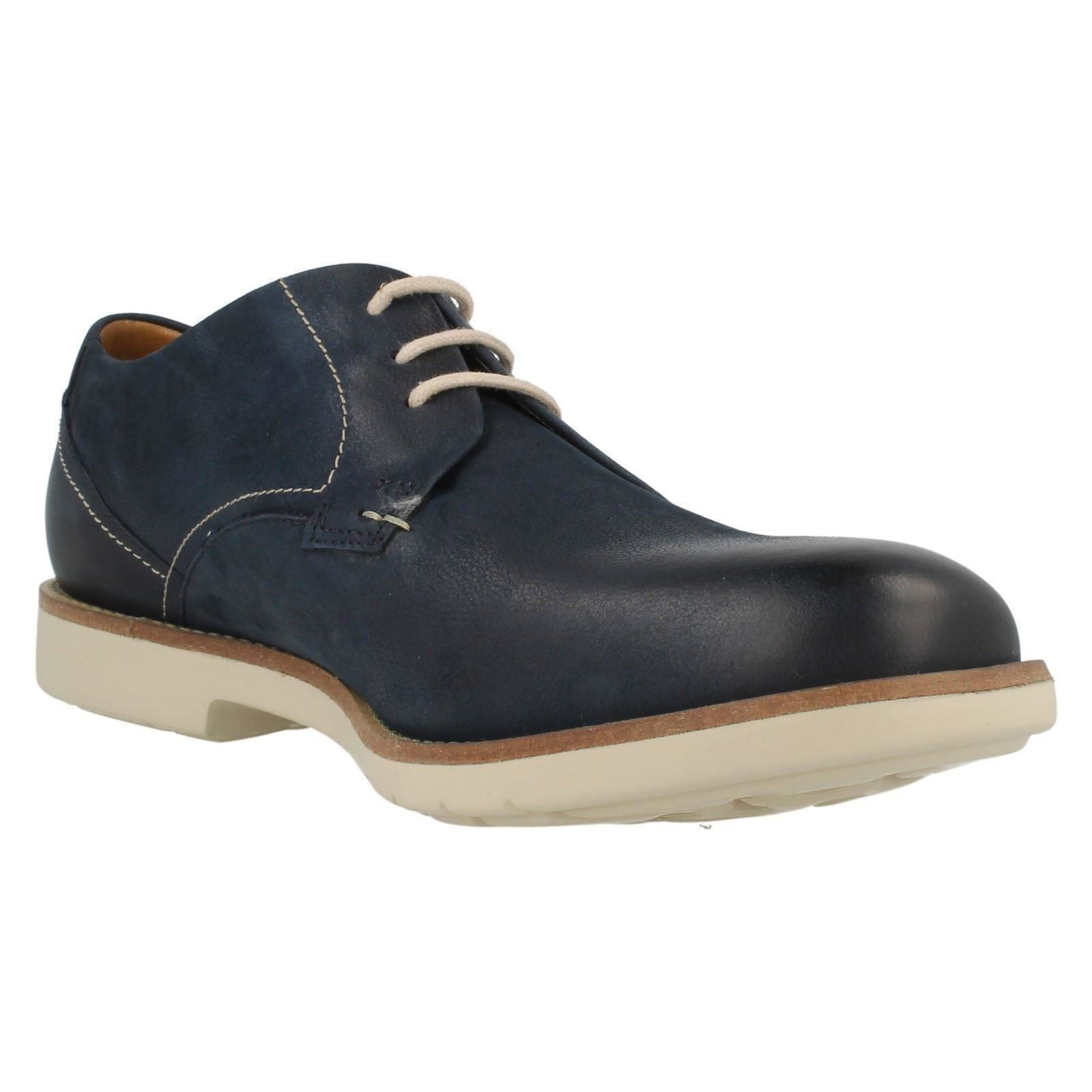 Clarks Wide Fitting Mens Driving Shoes