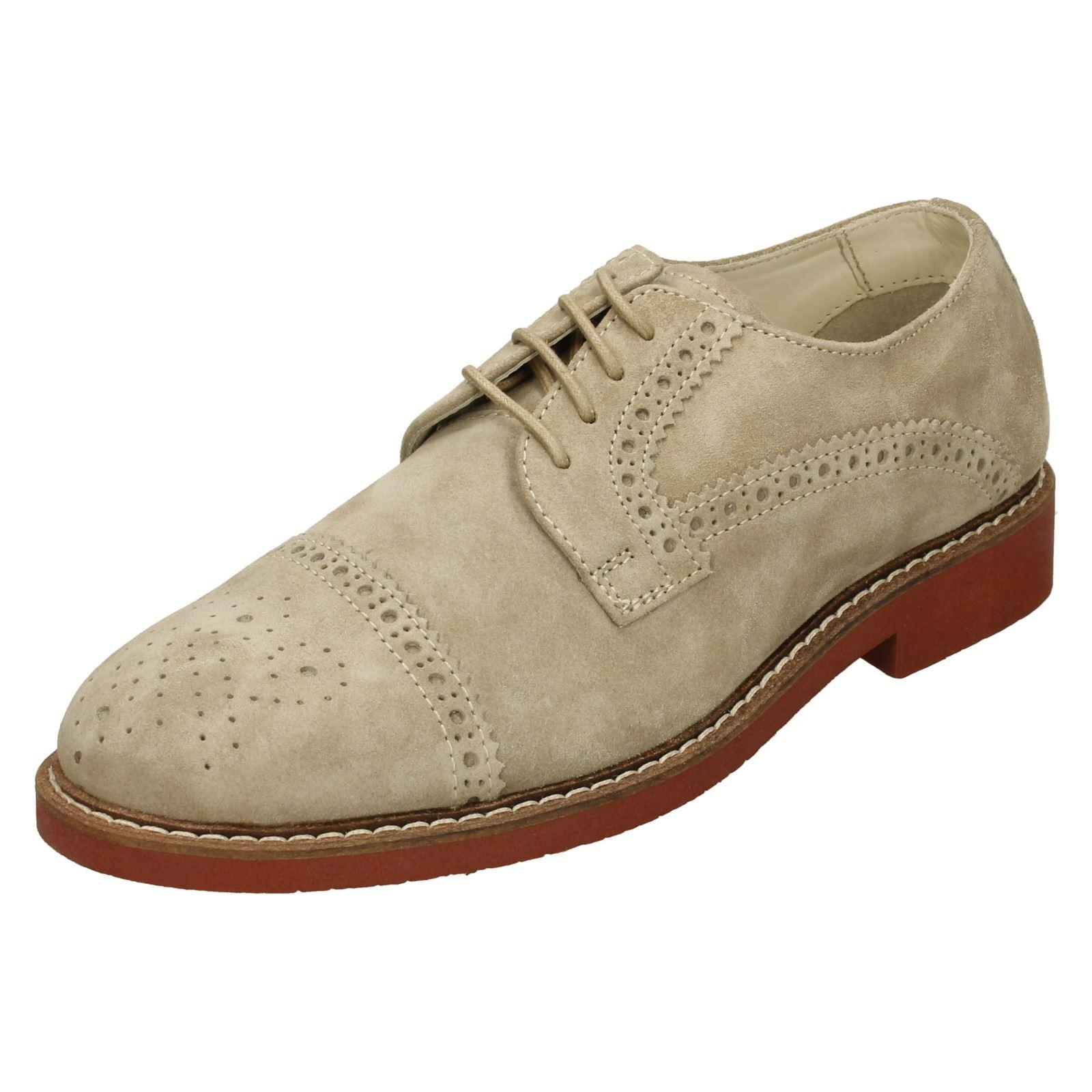 mens am shoe company am275 casual brogue shoes. Black Bedroom Furniture Sets. Home Design Ideas