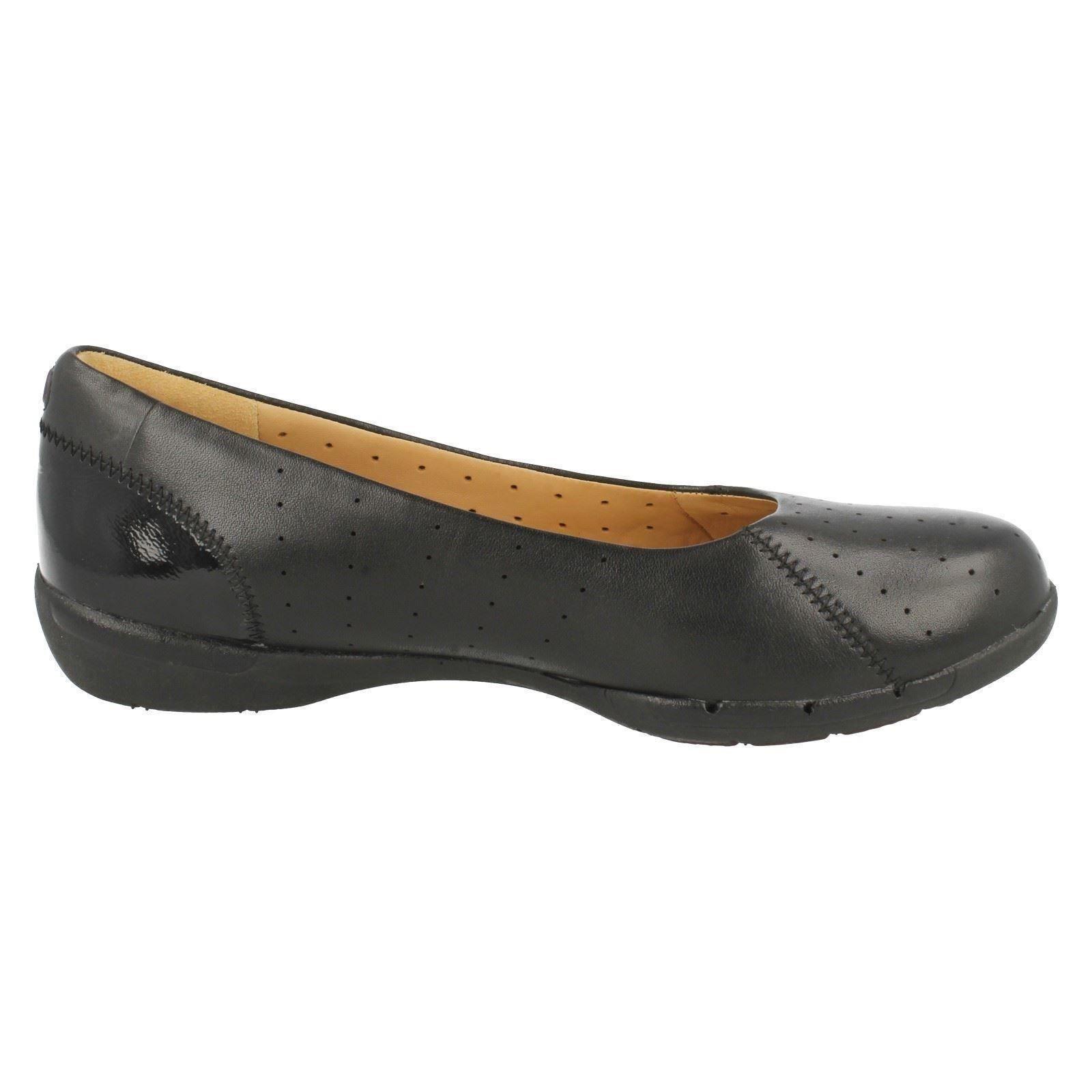 Clarks Ladies Unstructured Flat Shoes Un Hearth | EBay