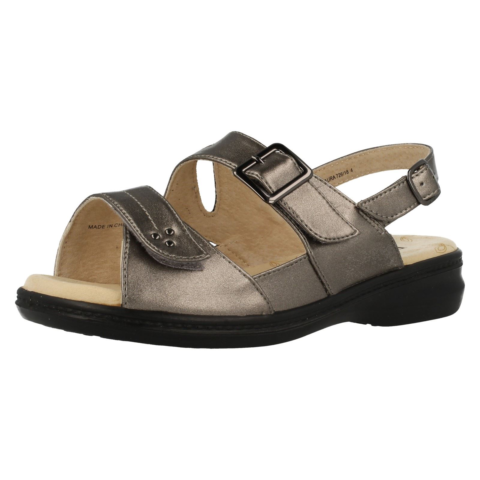 Padders Extra Wide Ladies Shoes