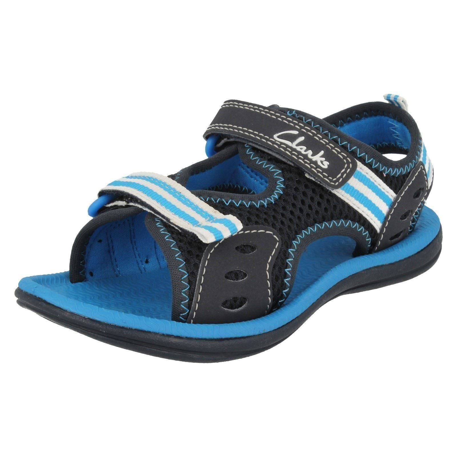 Infant/Junior Boys Clarks Summer Sandals Piranha Boy | eBay