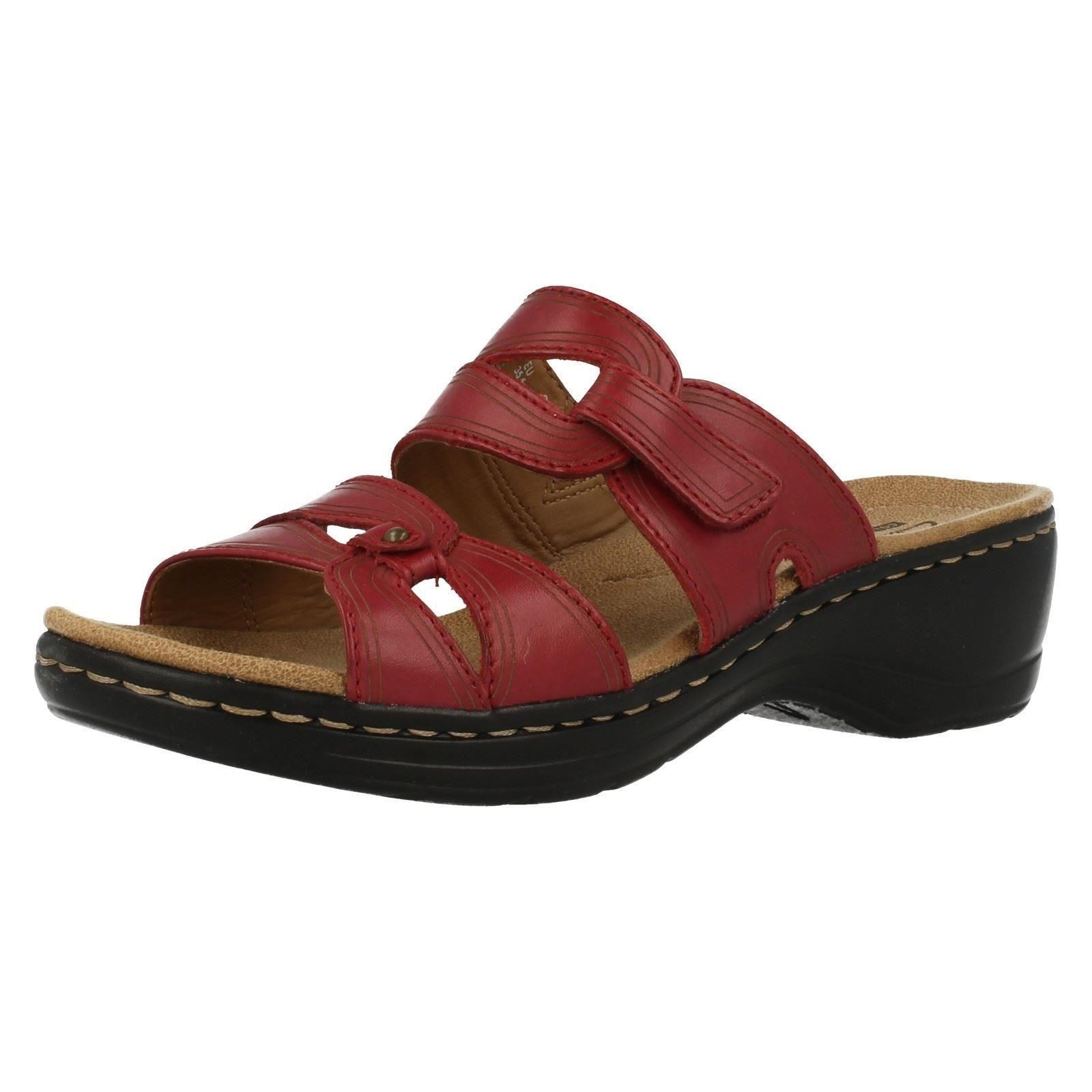 Unique Leather Womens Shoes Clarks Indigo Bar Black Leather Womens Shoes