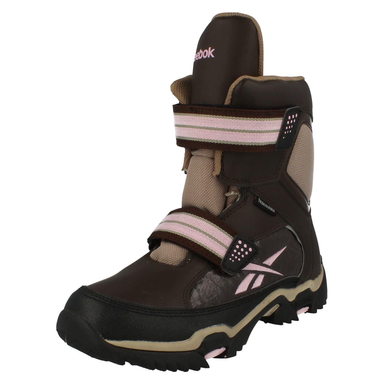 Ladies Reebok Strap Snow Boots Canyon Aro   eBay