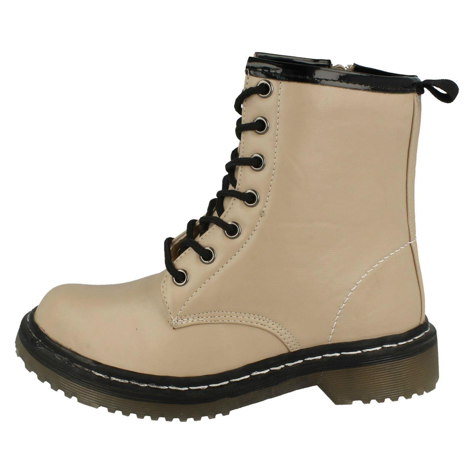Girls Doc Martin Shoes