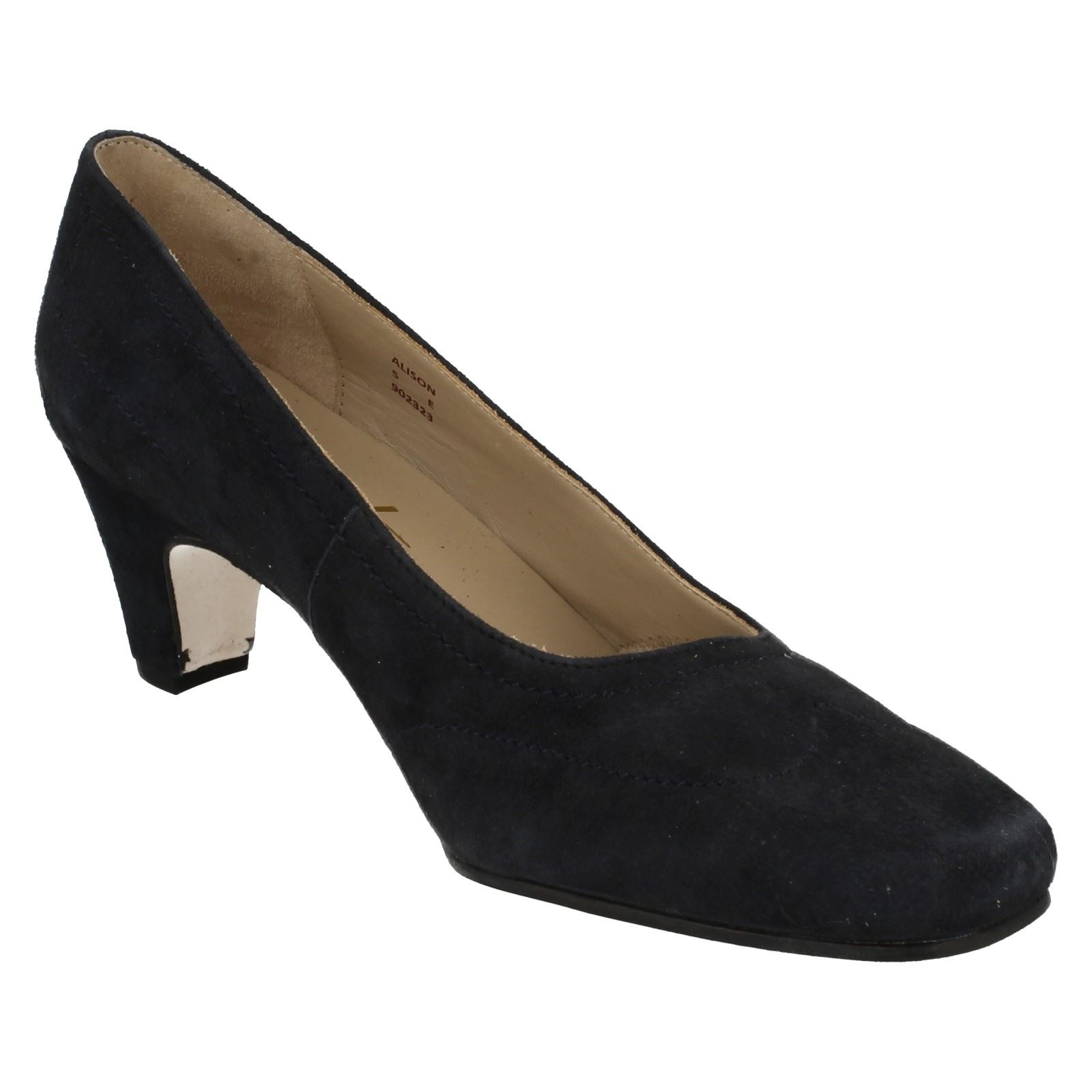 Equity Ladies Court Shoes